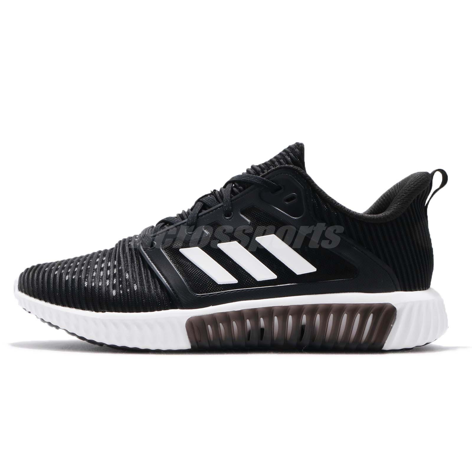 competitive price 7c458 3ef45 adidas Climacool Vent M Black Grey White Men Running Shoes Sneakers CG3916