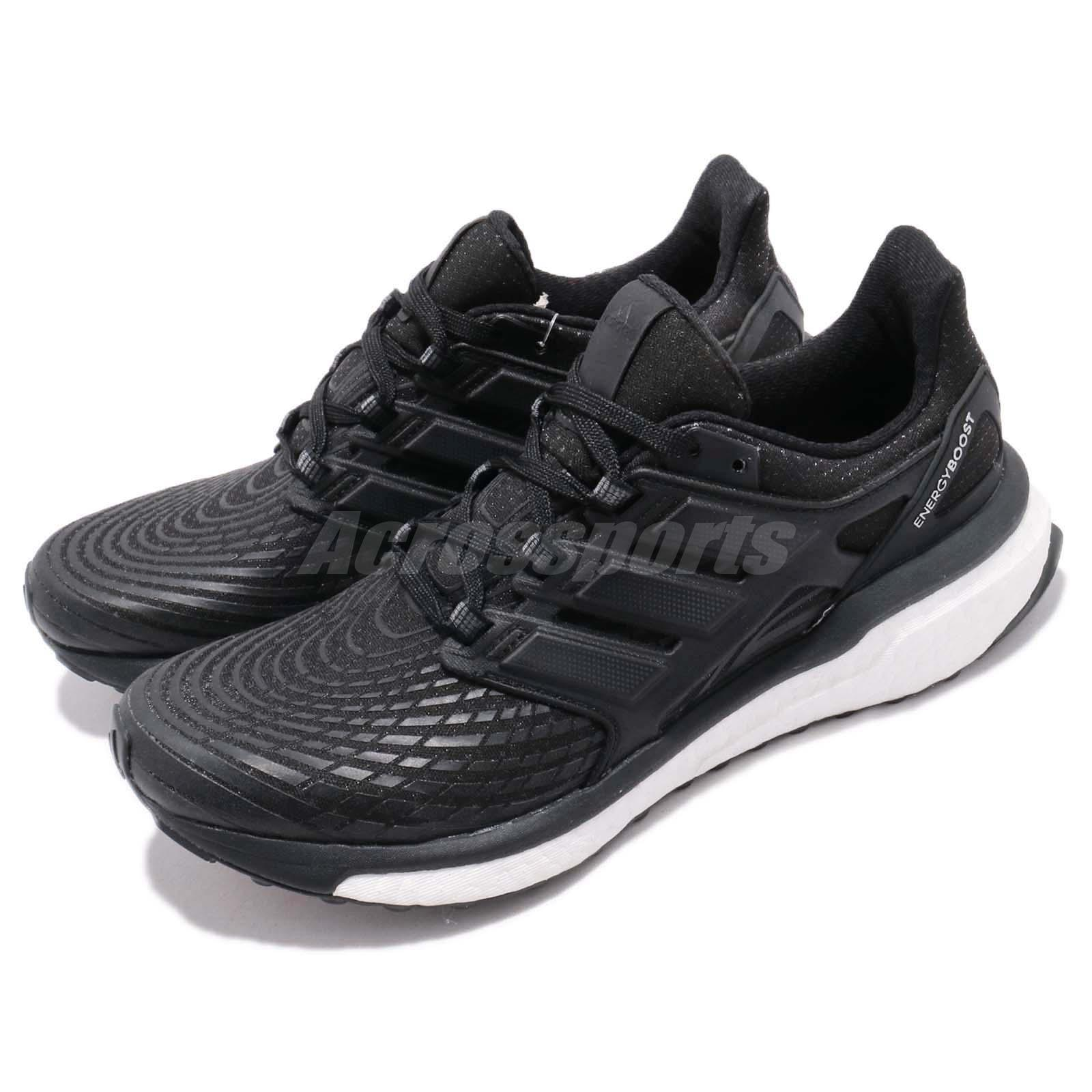 Details about adidas Energy Boost W Continental Black White Women Running  Shoes Sneaker CG3972