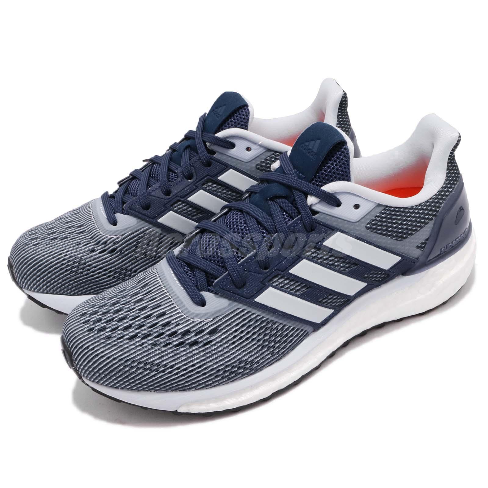 52b92abaa880f Details about adidas Supernova W Noble Indigo Aero Blue Women Running Shoe  Sneakers CG4039