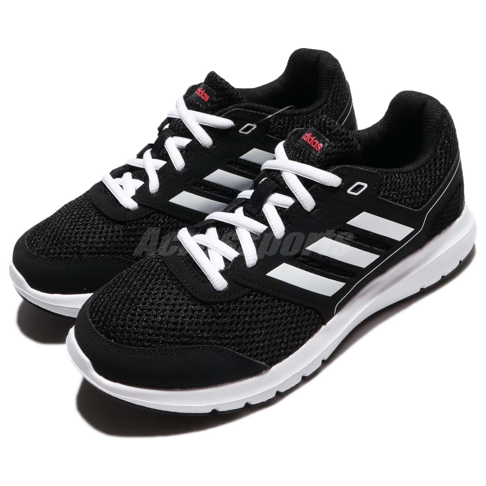 Details about adidas Duramo Lite 2.0 2 Black White Women Running Shoes  Sneakers Trainer CG4050