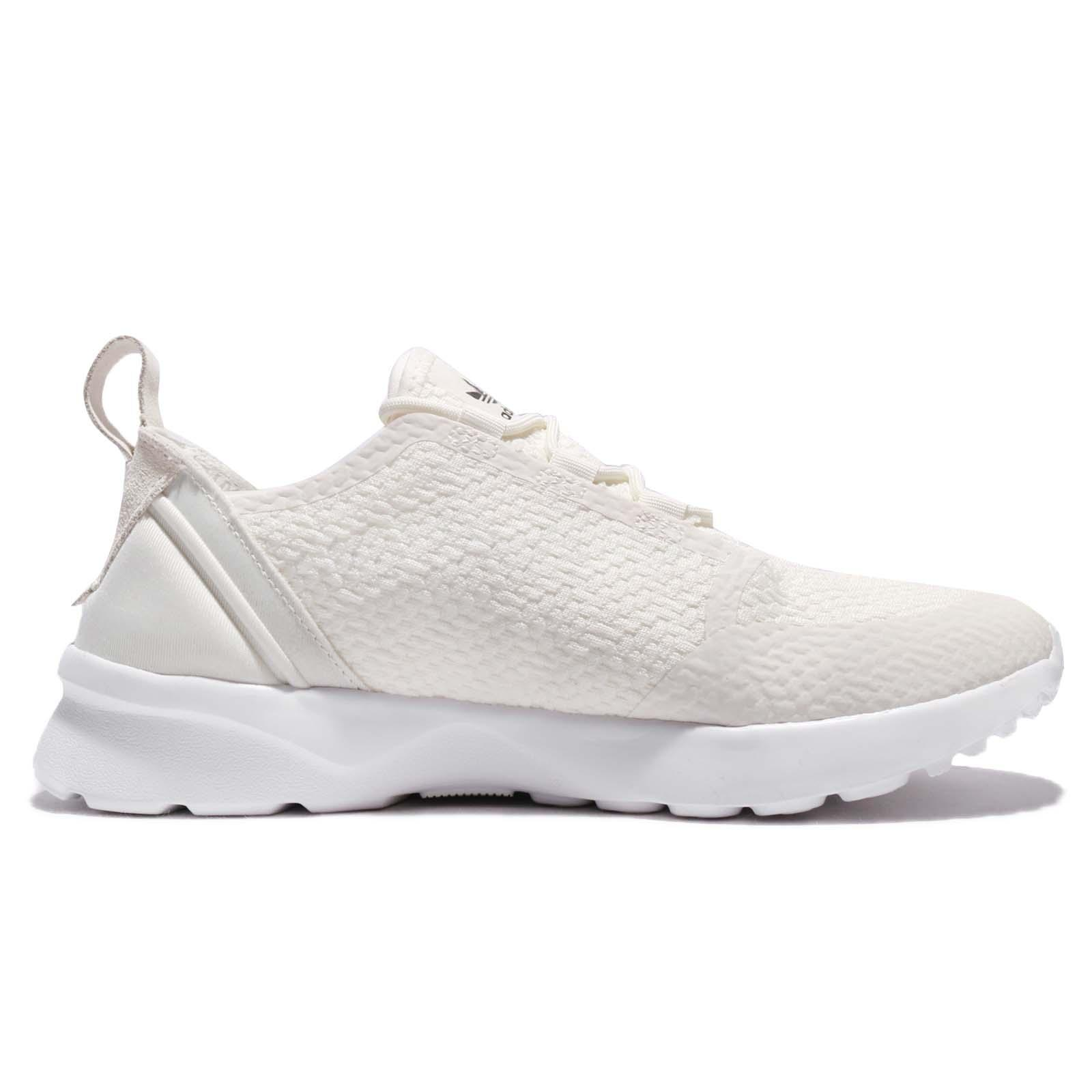 8967d97954880 adidas Originals ZX Flux ADV Virtue W Off White Women Running Shoes ...