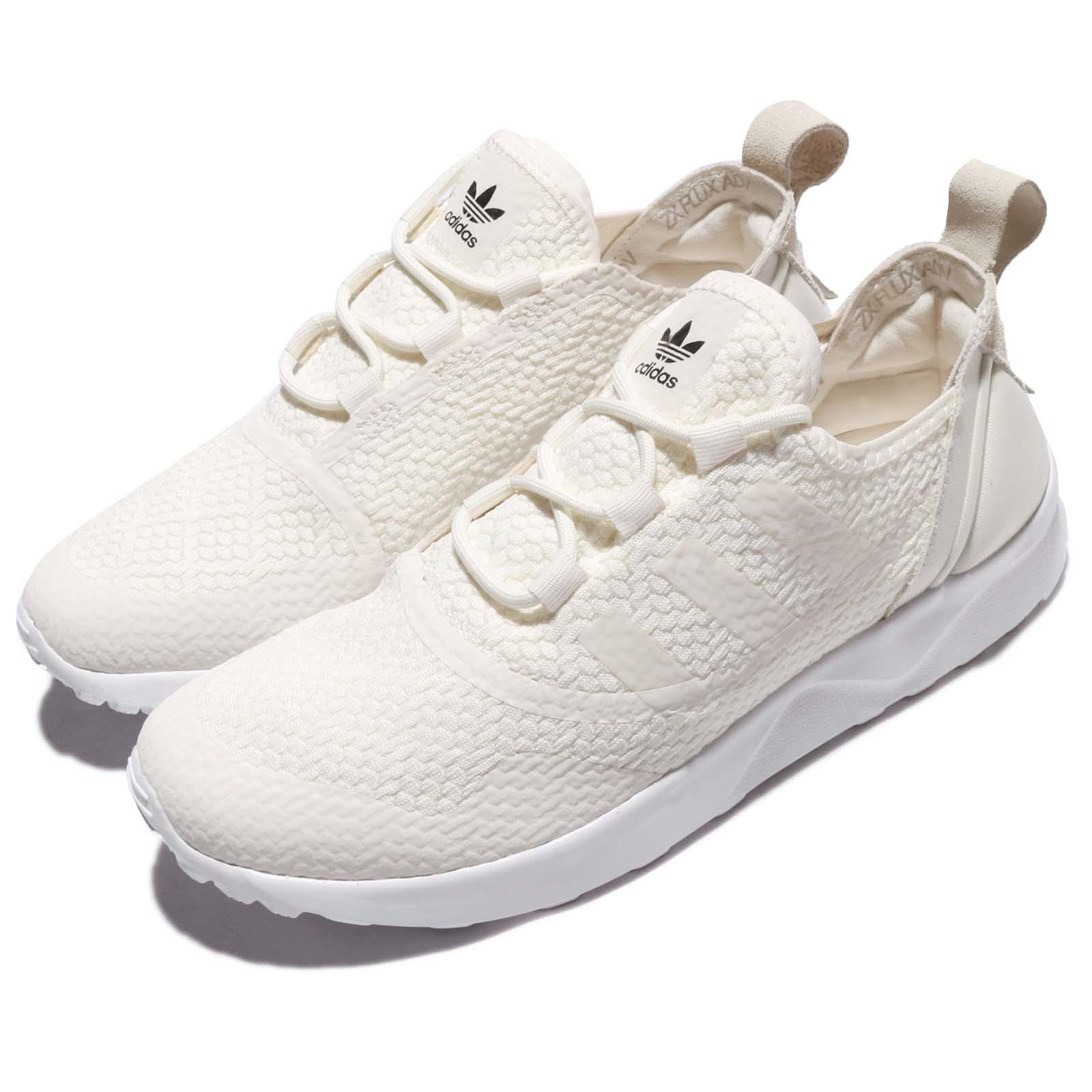 f55cb25f794a7 Details about adidas Originals ZX Flux ADV Virtue W Off White Women Running  Shoes CG4092