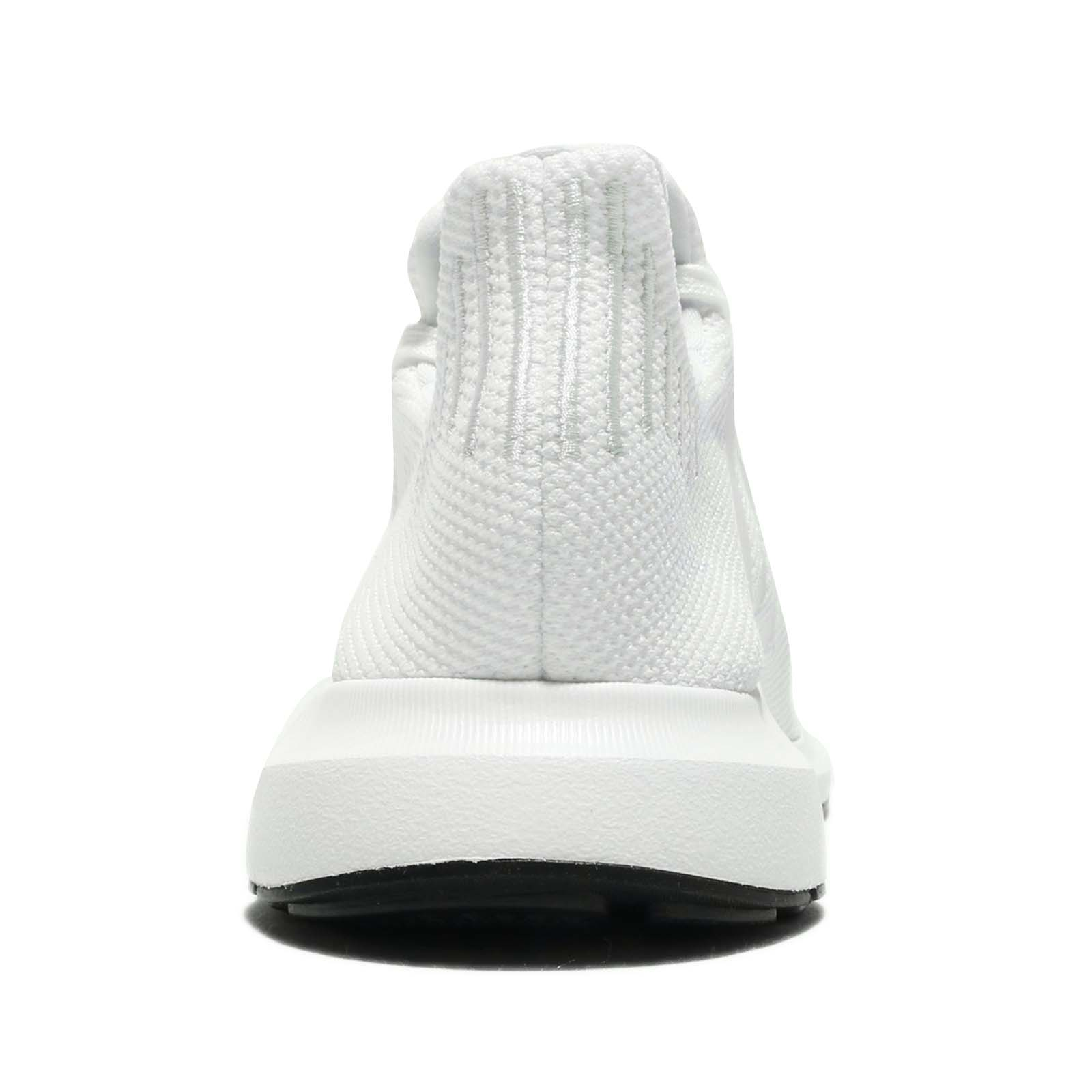 213ffb070b9906 adidas Originals Swift Run White Black Men Running Shoes .