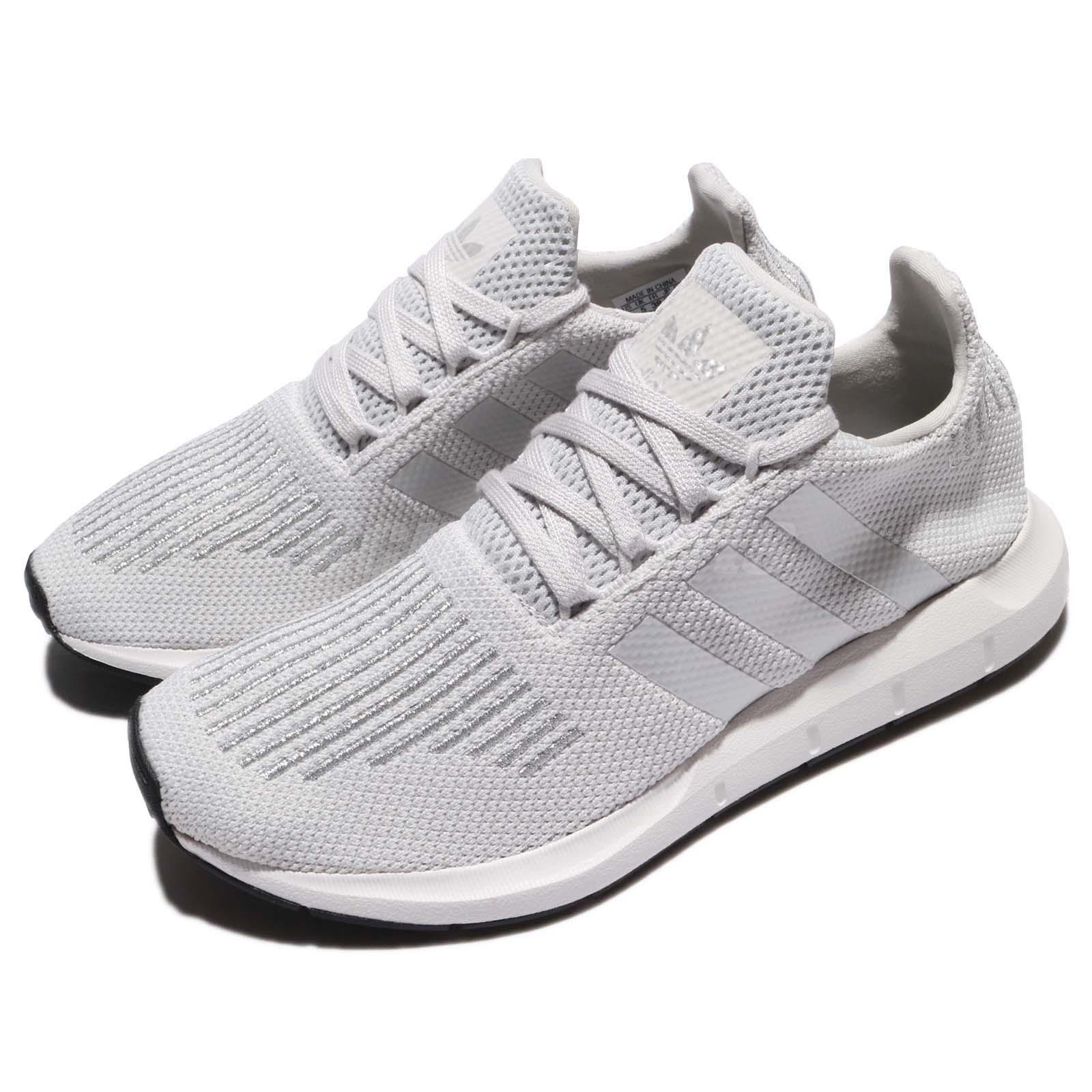 f2bc80b7e7422b adidas Originals Swift Run W Grey Silver Women Running .