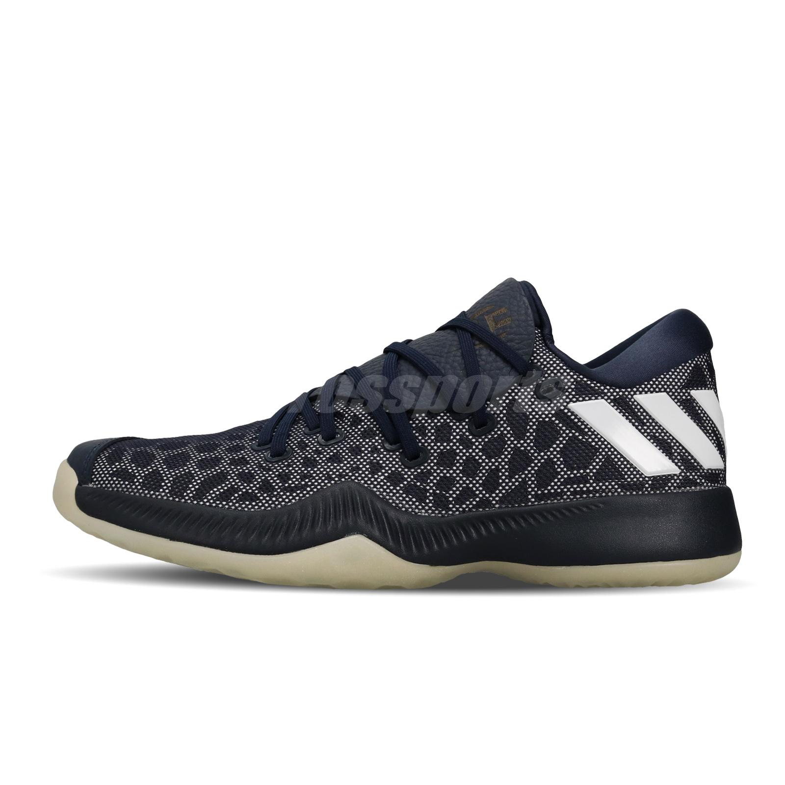 51fff5424 adidas Harden B   E Bounce James 13 Collegiate Navy Men Basketball Shoes  CG4195