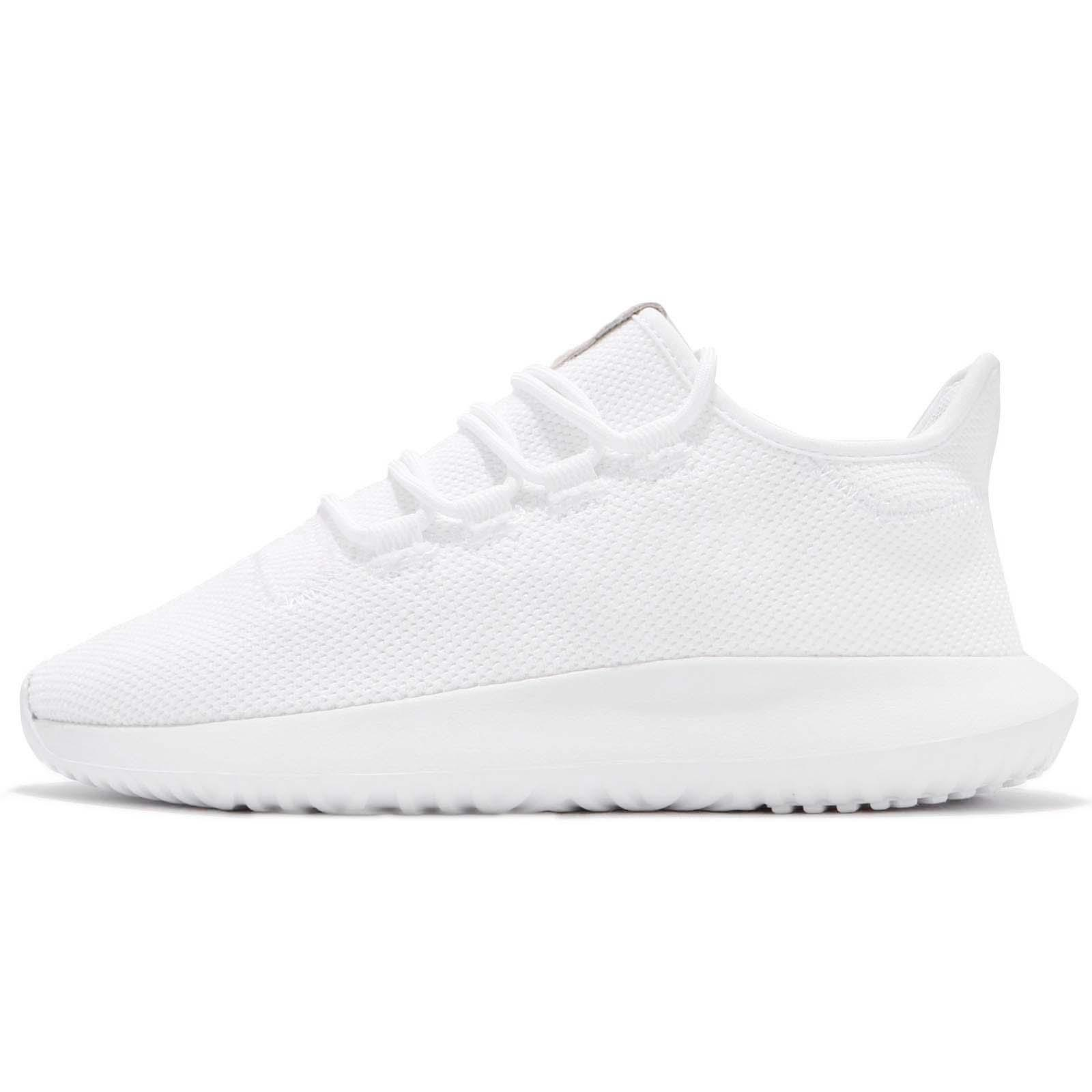 dd98055d593110 adidas Originals Tubular Shadow White Men Running Shoes Sneakers Trainers  CG4563
