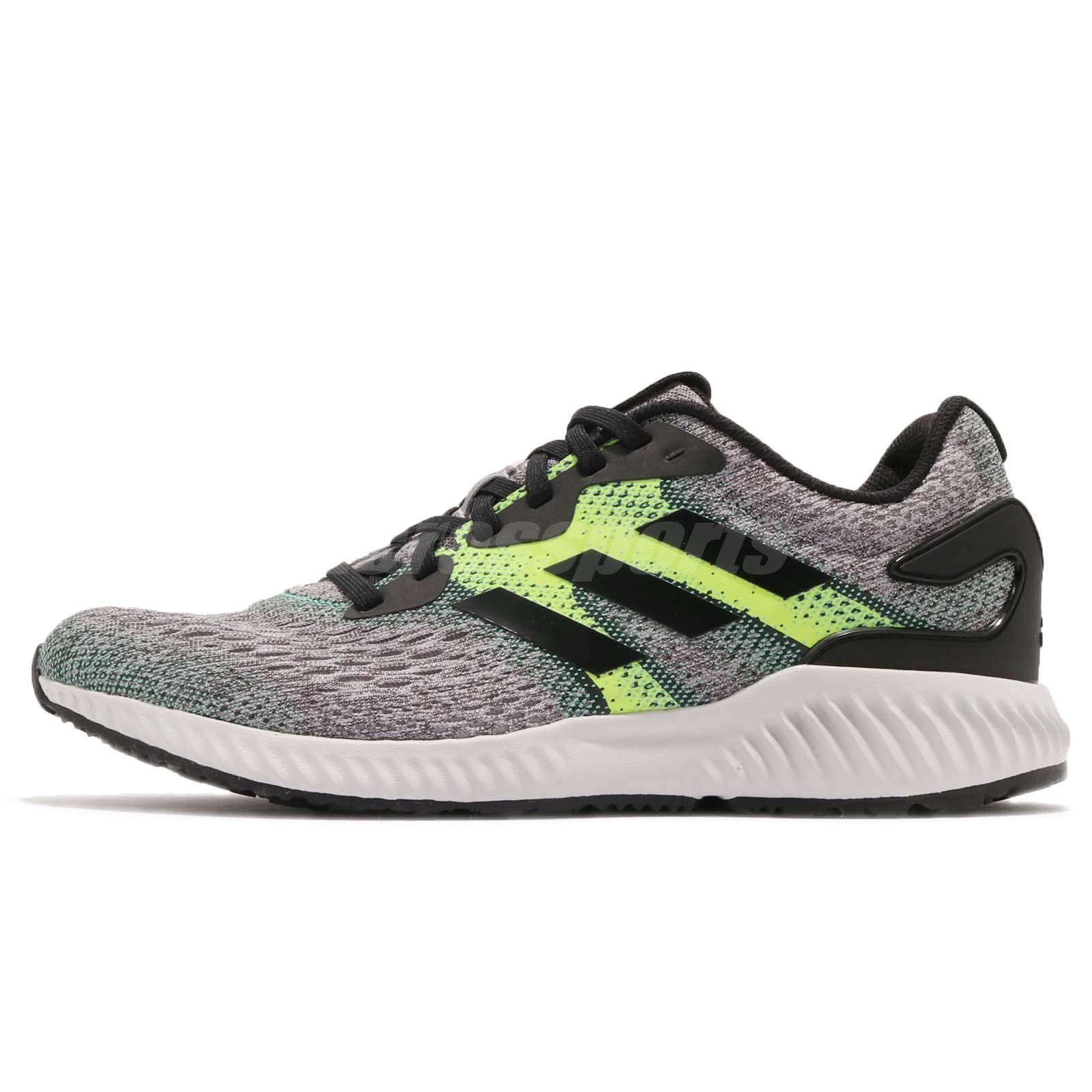 adidas aerobounce m formation gris gris gris - vert chaussures hommes en noir 202eed