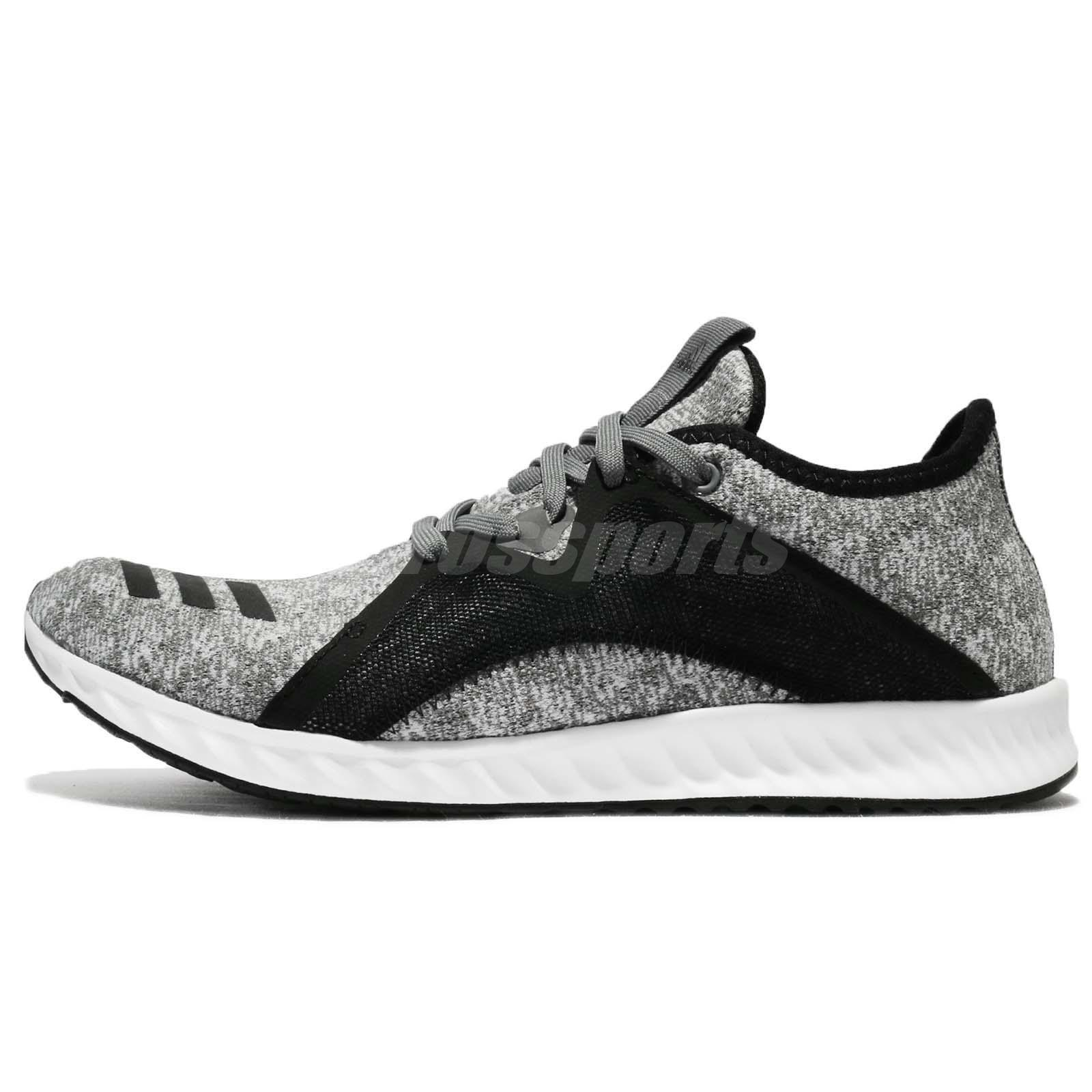 finest selection b363e 85ef6 adidas Edge Lux 2 W Grey Black White Women Running Training Shoes Sneaker  CG4708