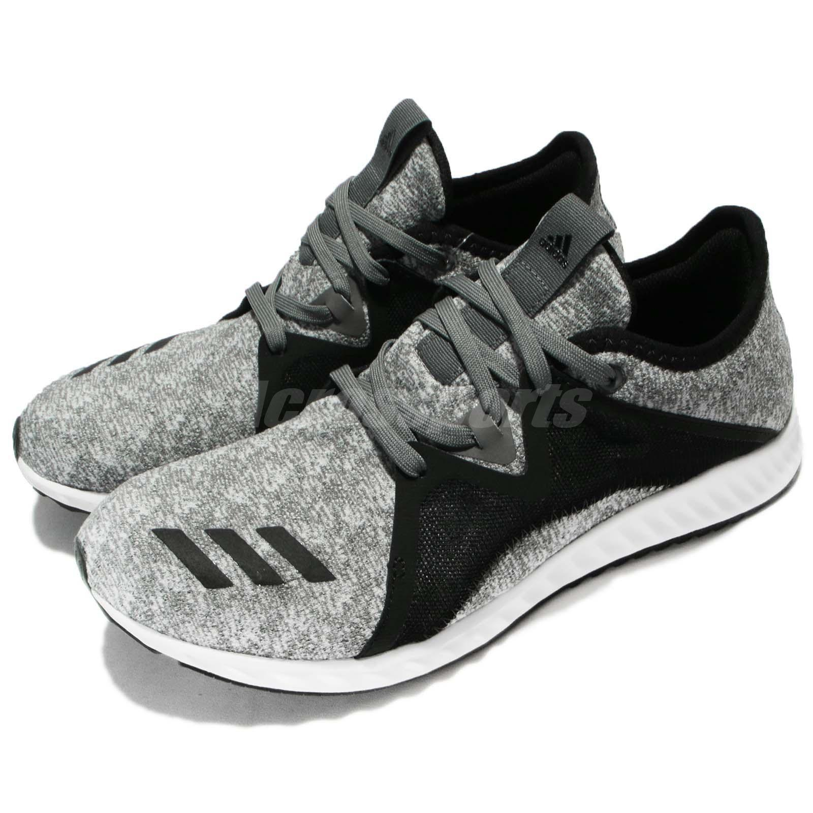 sale retailer 4610d e487f Details about adidas Edge Lux 2 W Grey Black White Women Running Training  Shoes Sneaker CG4708
