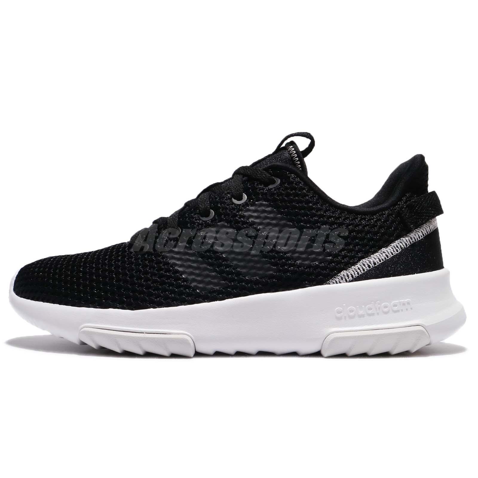 adidas cloudfoam lite racer aw4083 black womens shoes nz