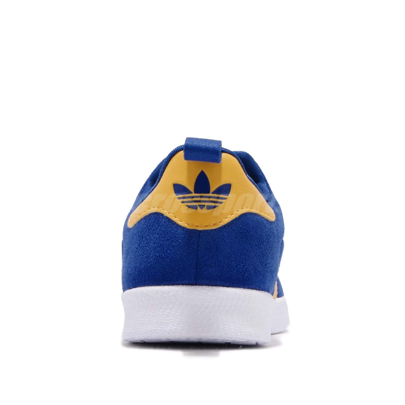BLUE GAZELLE 360 I baby shoes Adidas AQ1092 toddler infant | eBay