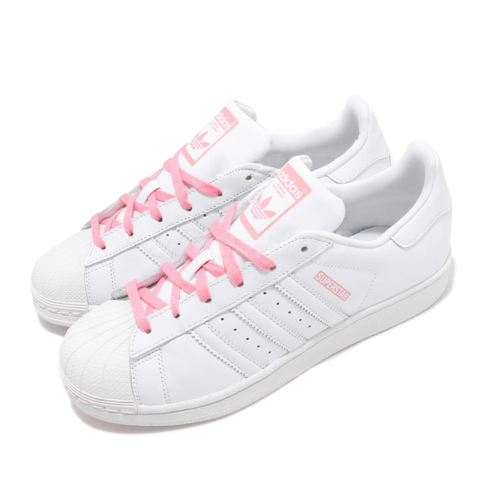 Details about Shoes adidas Superstar J White Kids