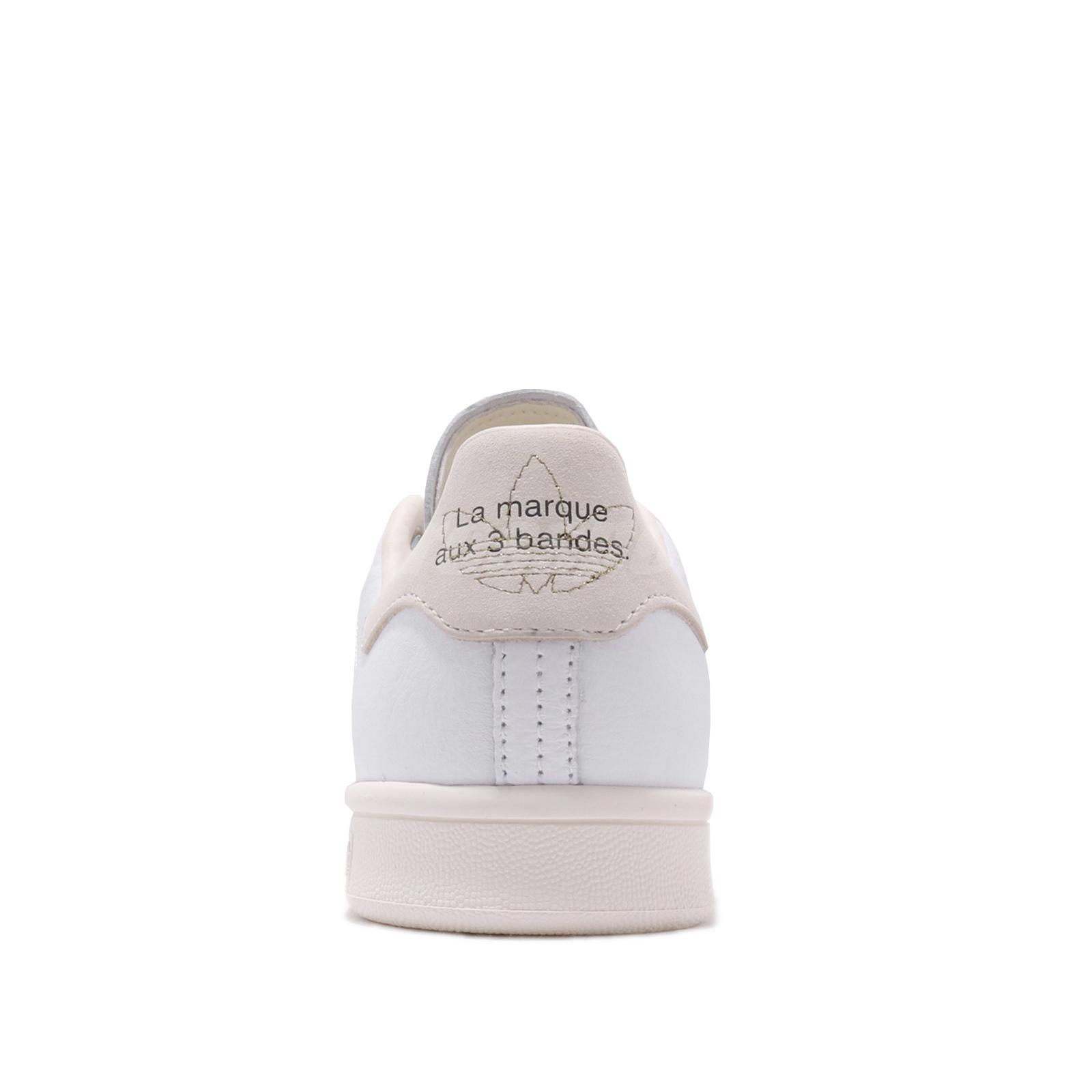 Détails sur adidas Originals Stan Smith W Off White Ivory Gold Women Casual Shoes CG6820