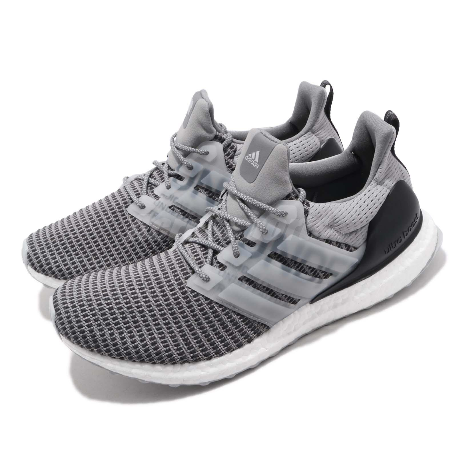 brand new fcfa6 5a4ac Details about Undefeated X adidas Ultraboost Undftd Shift Grey BOOST Mens  Running Shoes CG7148