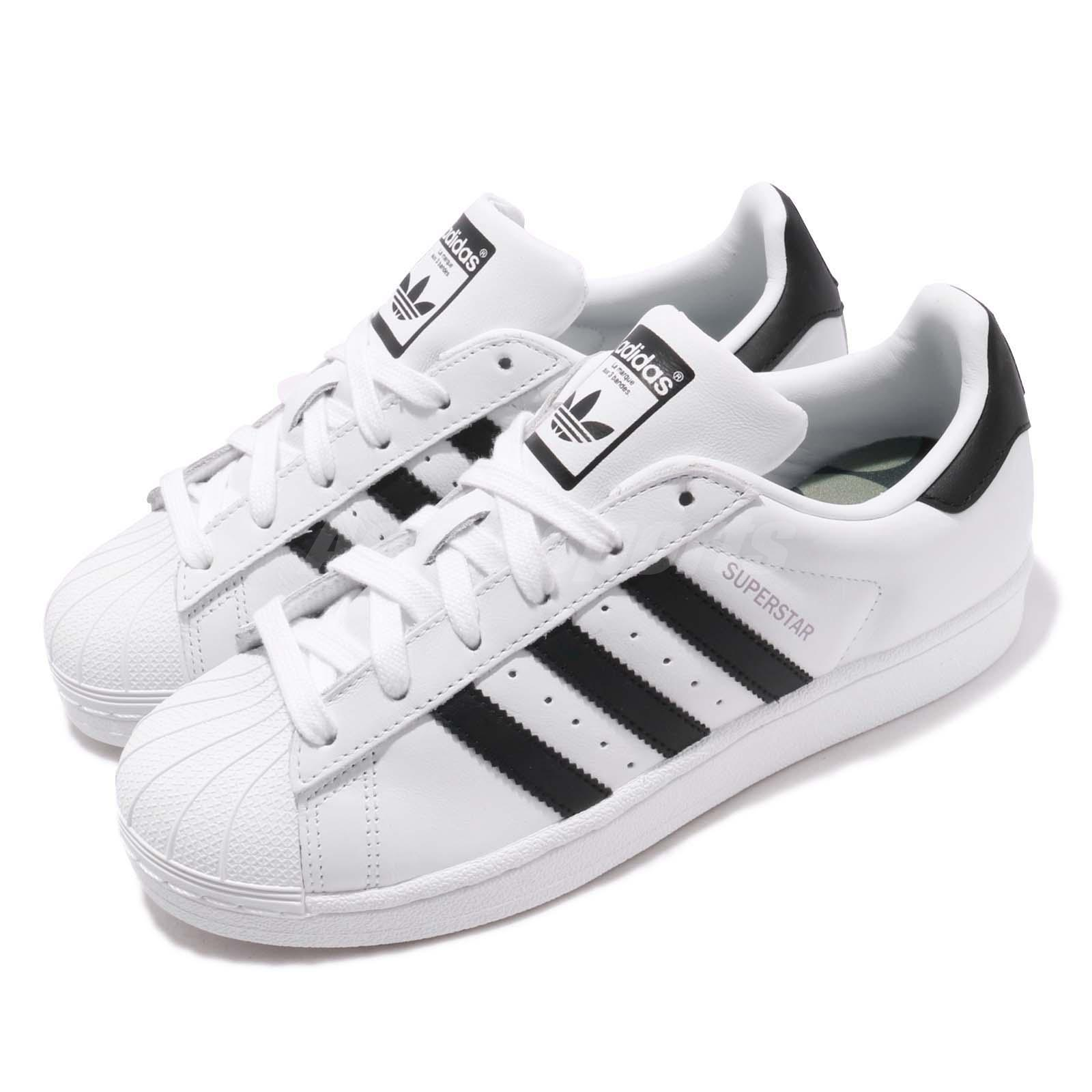 le dernier 57842 f2a84 Details about adidas Originals Superstar W Hattie Stewart White Black Women  Casual Shoe CM8414