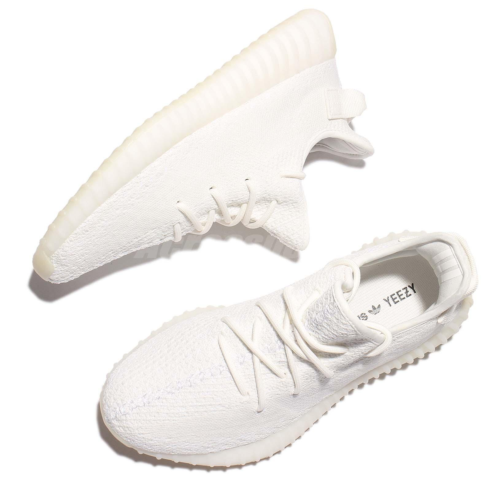 cheap for discount 8ab44 4b330 adidas Yeezy Boost 350 V2 Cream Triple White Kanye West Fash