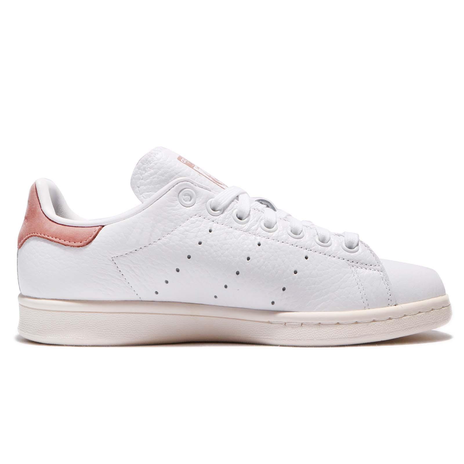 b5063ce53807 adidas Originals Stan Smith White Raw Pink Leather Men Women Shoe Sneaker  CP9702