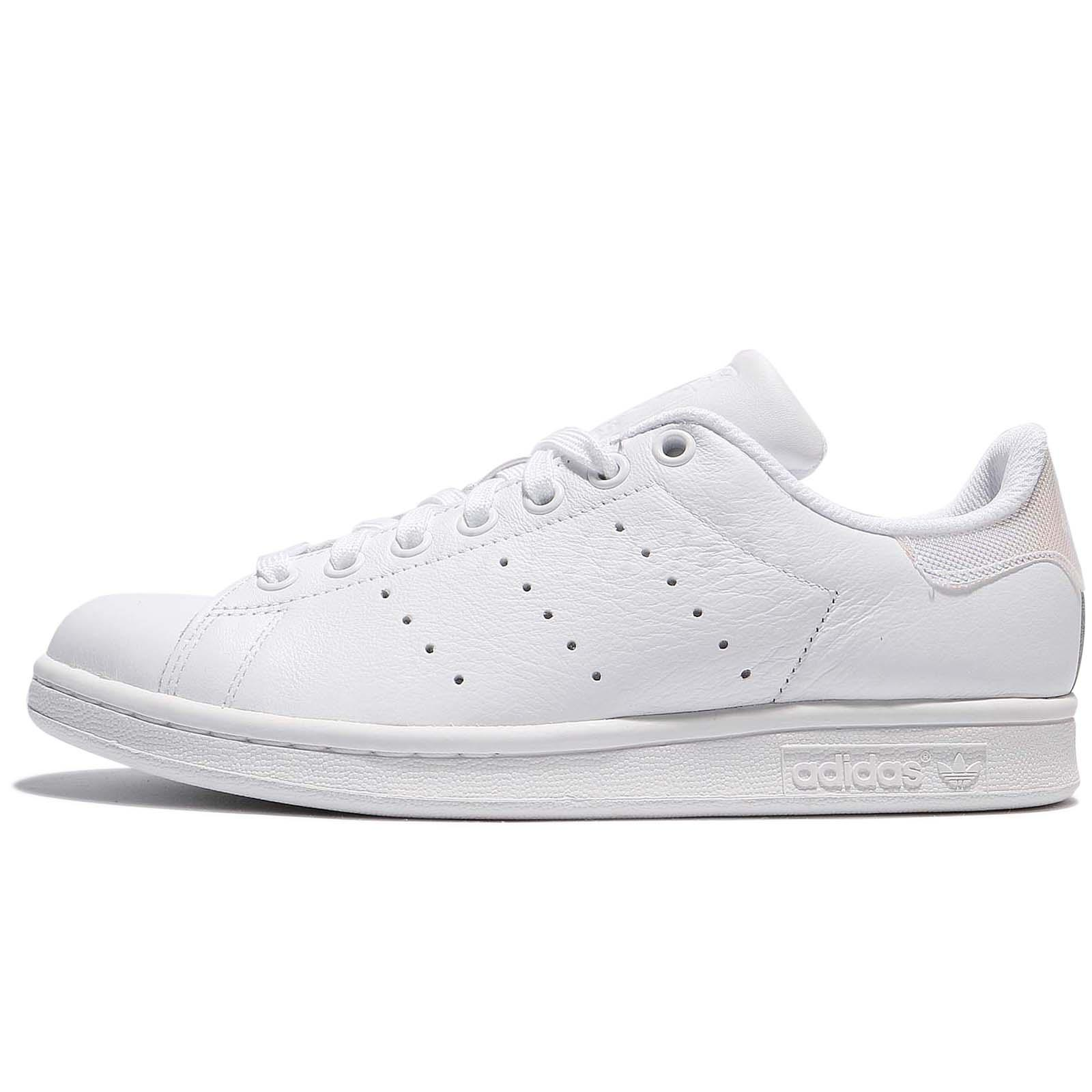 adidas originals stan smith w iridescent white women shoes sneakers cp9716 ebay. Black Bedroom Furniture Sets. Home Design Ideas