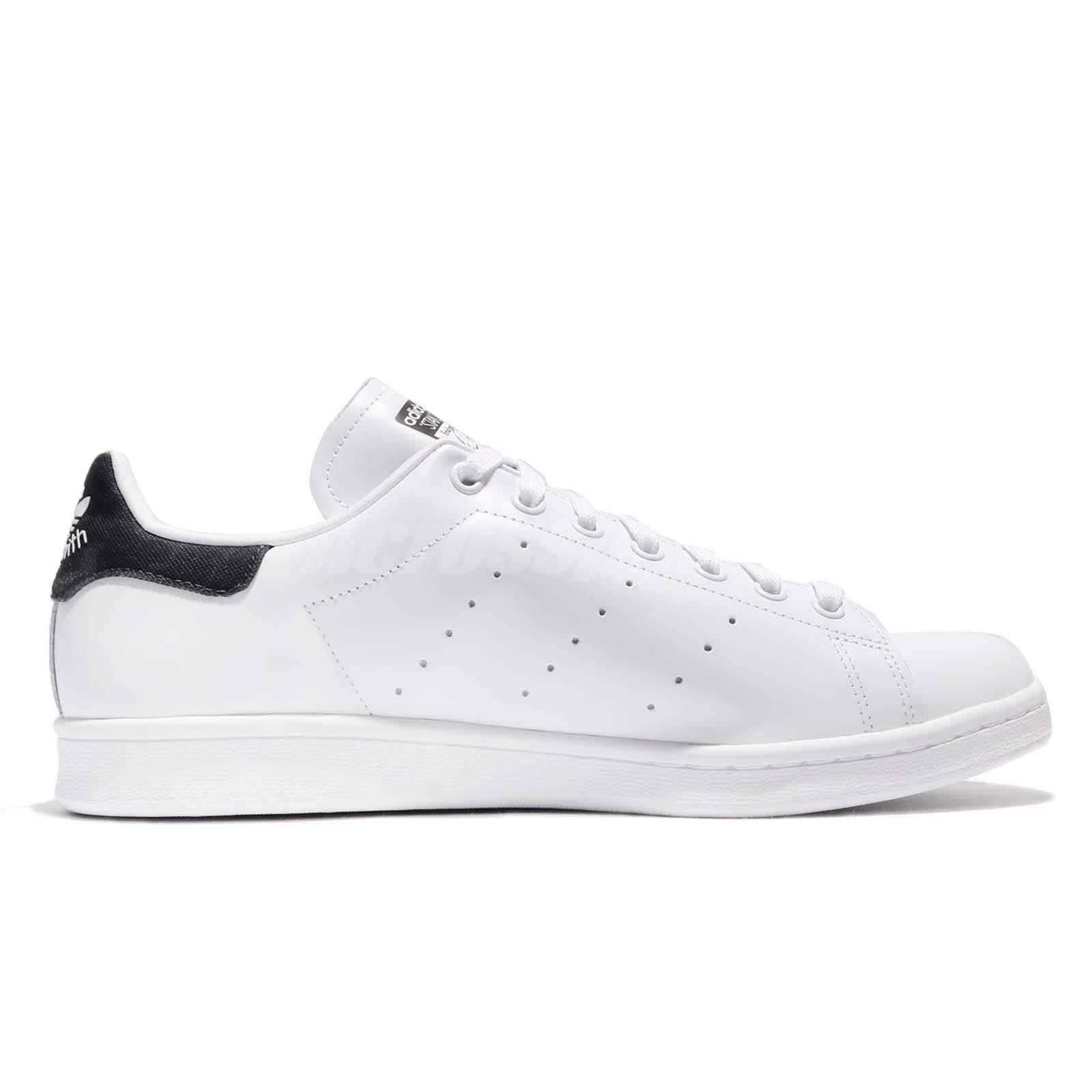 stan smith white and black