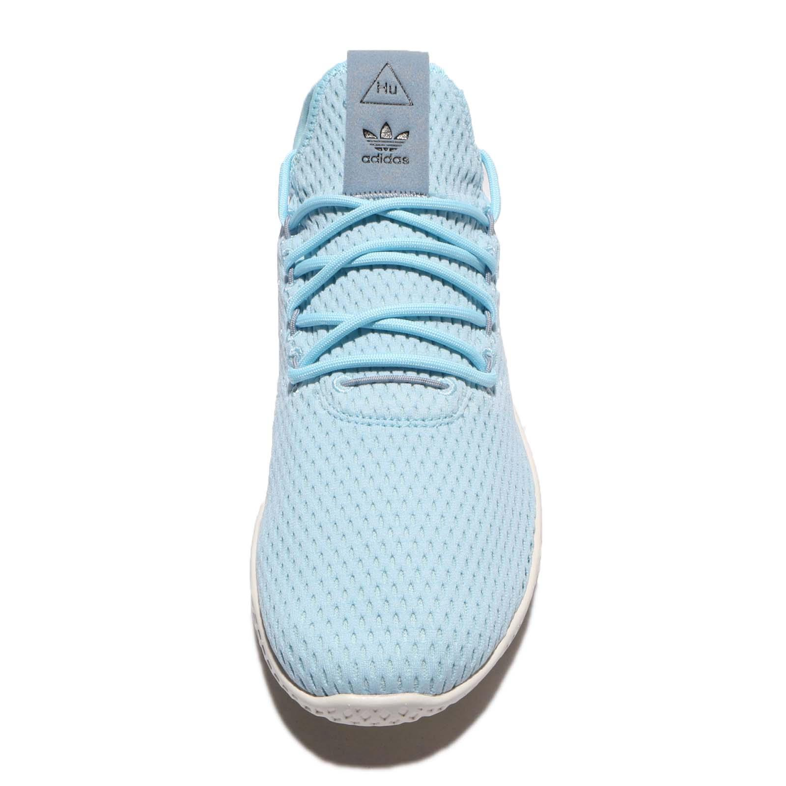 ca63eef3f ... adidas x Pharrell Williams PW Tennis HU Tennis Human Ice Blu ...