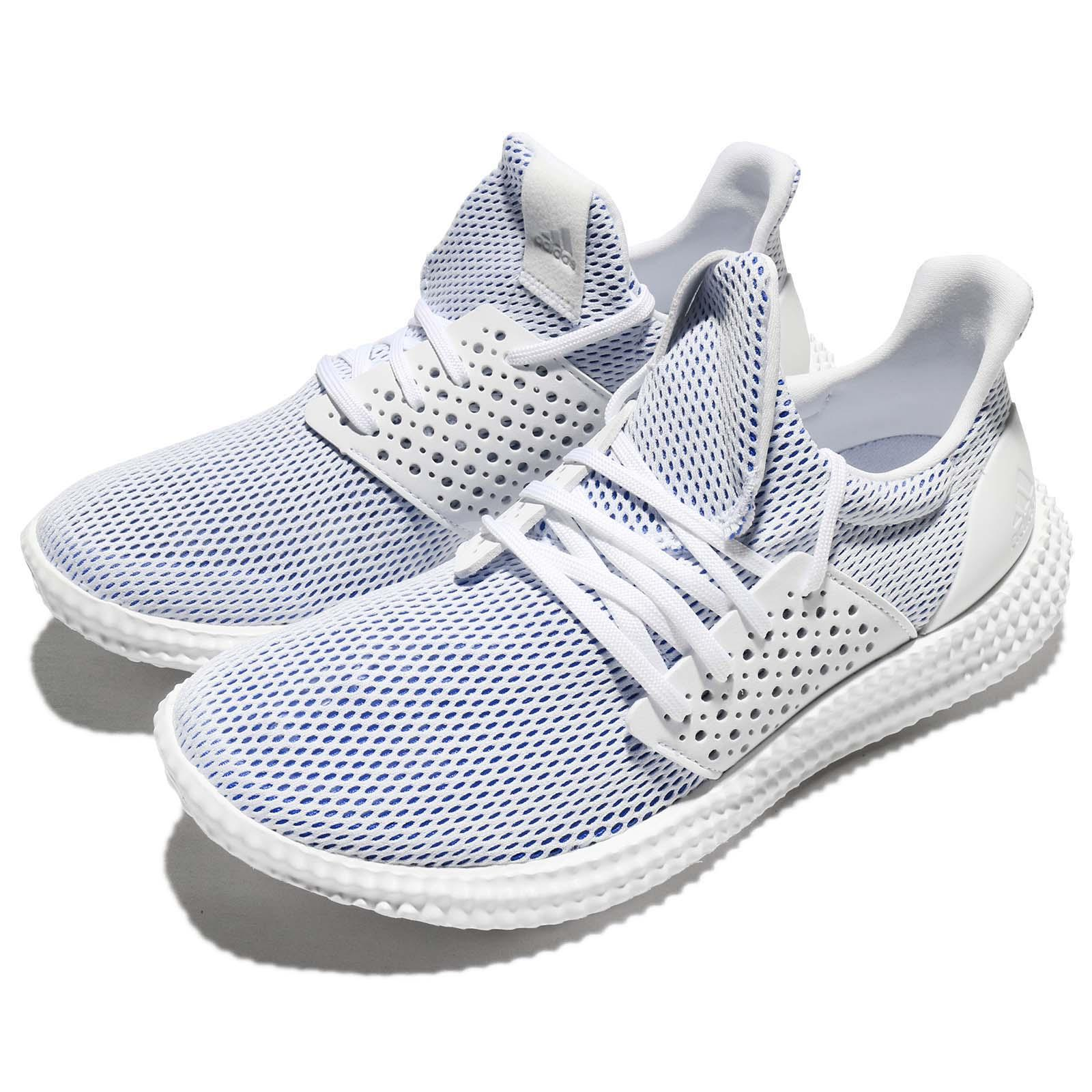 Details about adidas Athletics 24 7 W White Blue Women Cross Training Shoes  Sneakers CP9870 22fa6778c7
