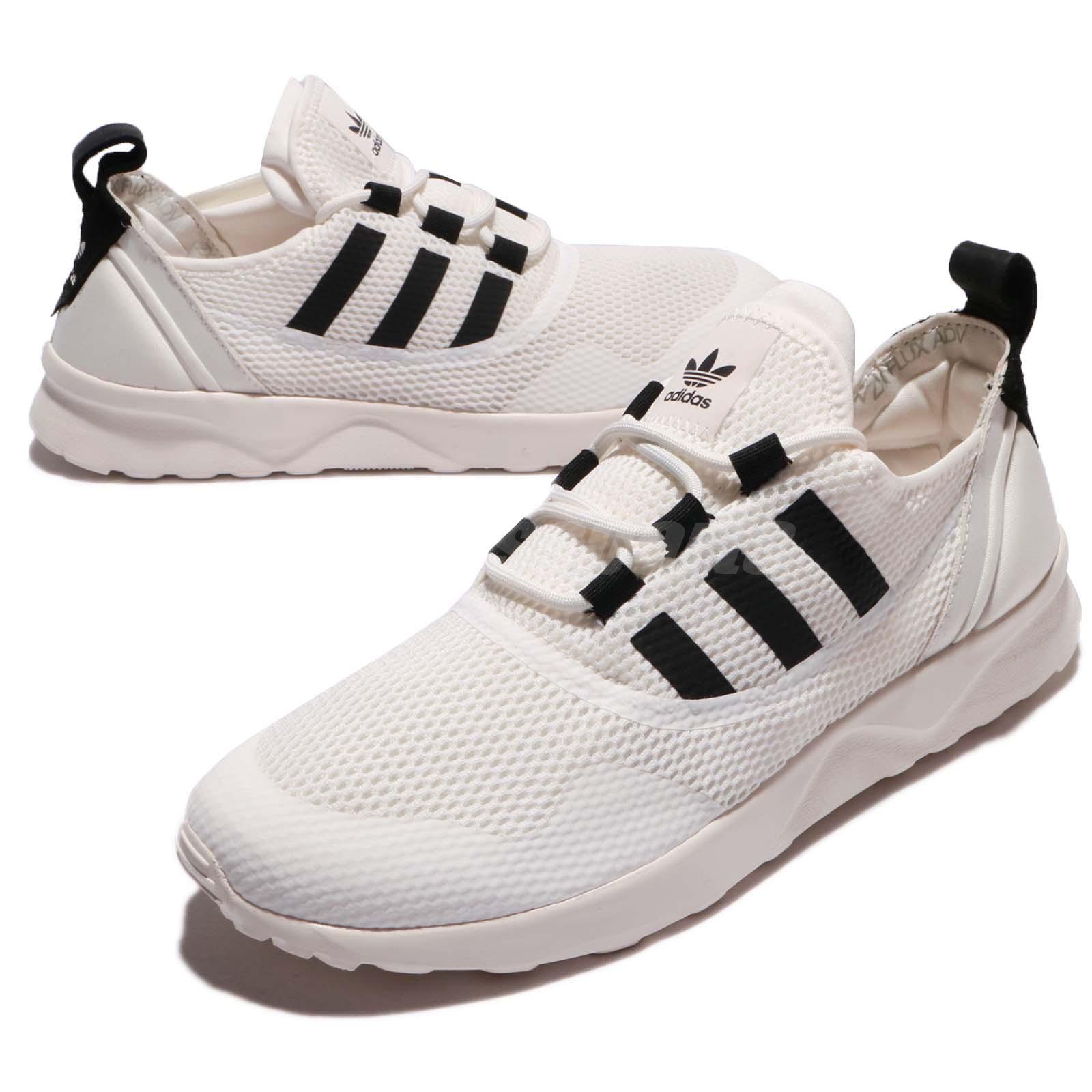 new release big sale super specials Details about adidas Originals ZX Flux ADV Virtue W White Black Women  Running Shoes CP9883
