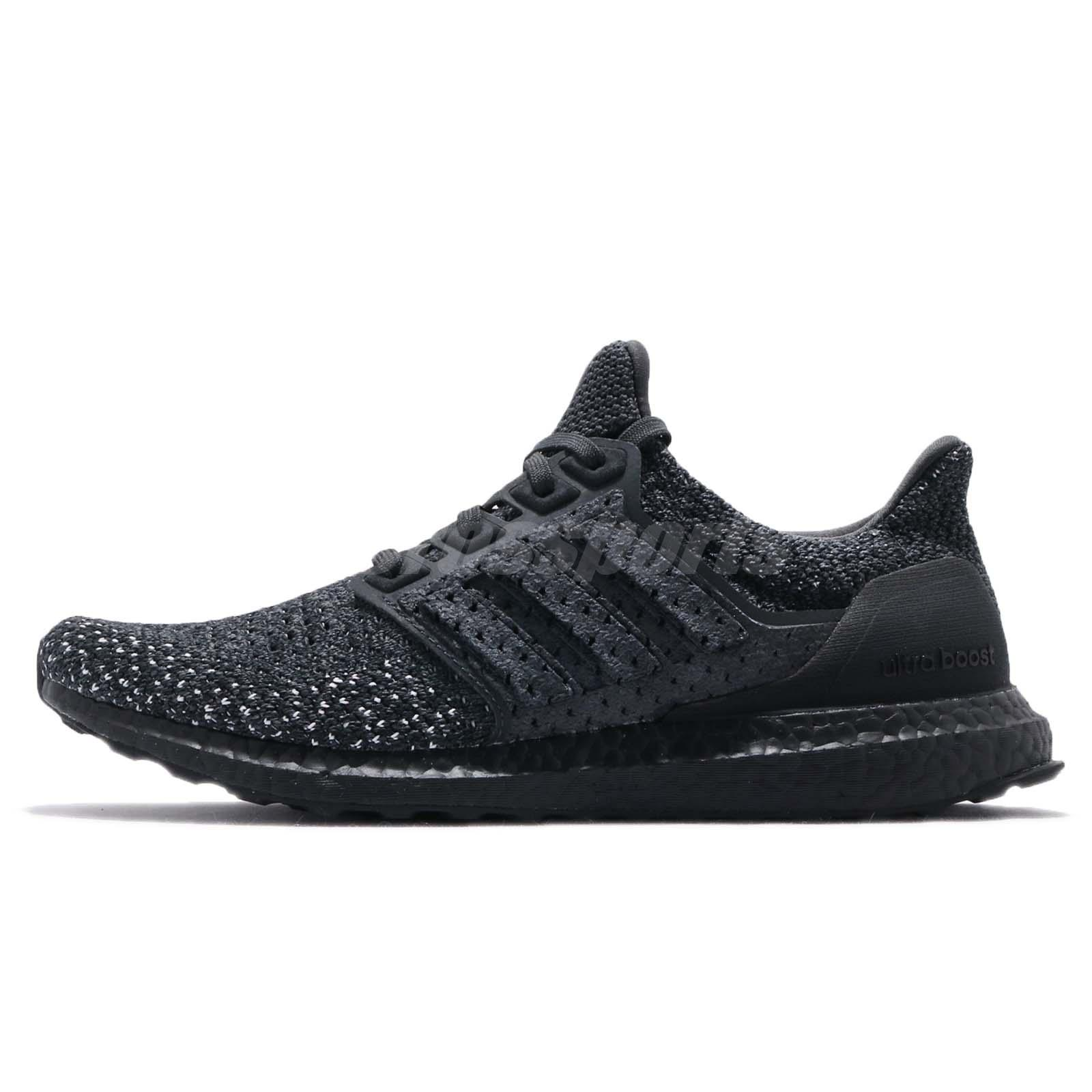 Details about adidas Ultra BOOST Clima LTD 4.0 Carbon Black Men Running Shoes Sneakers CQ0022