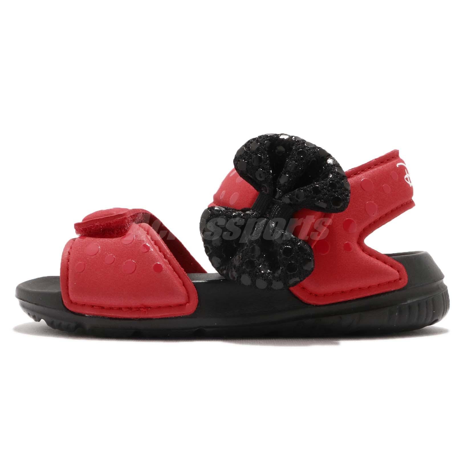 6c25f265bfa6e adidas DY M M AltaSwim I Disney Minnie Mouse Red Infant Toddler Sandal  CQ0108