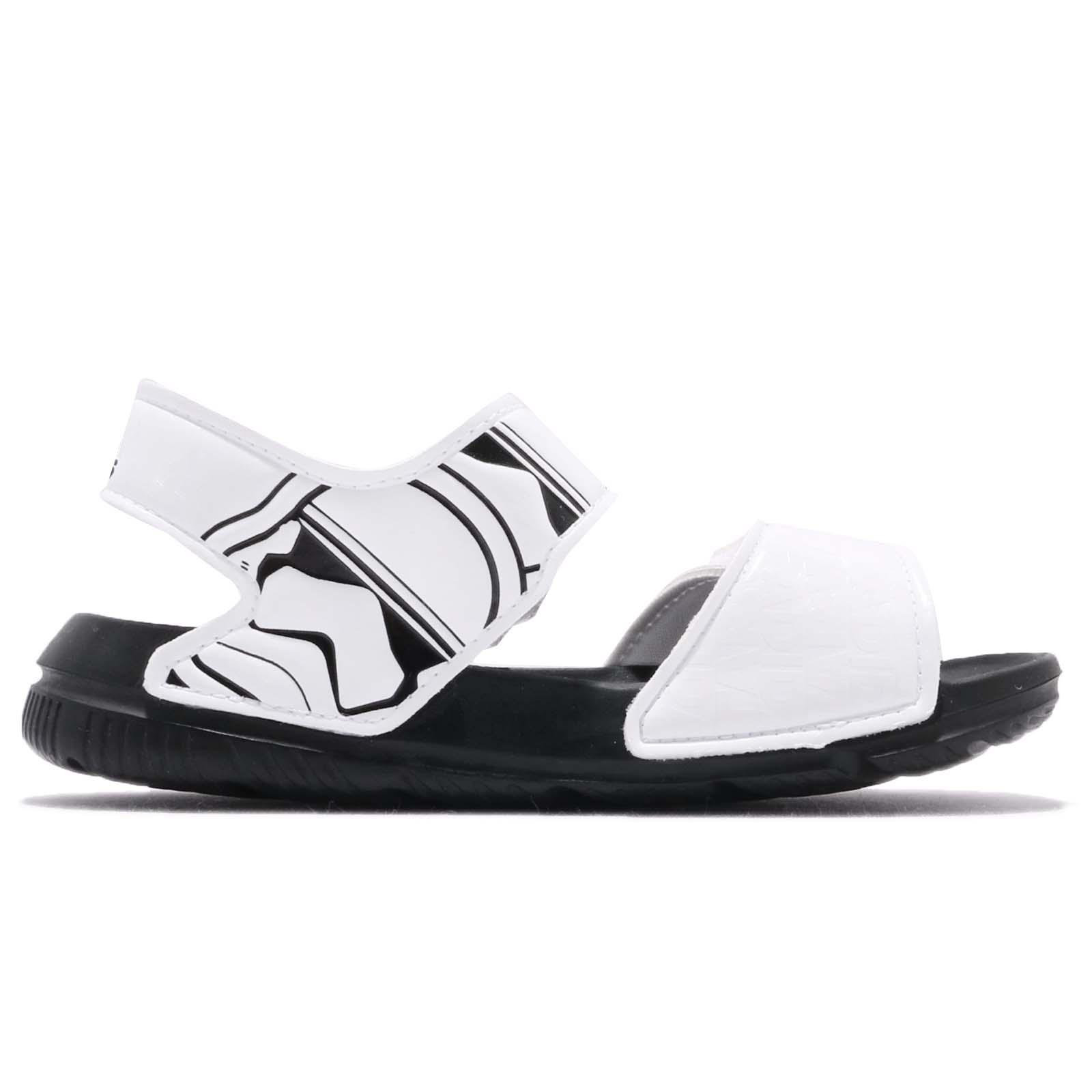 adidas Star Wars AltaSwim I Stormtrooper White Infant Toddler Baby Sandal CQ0128