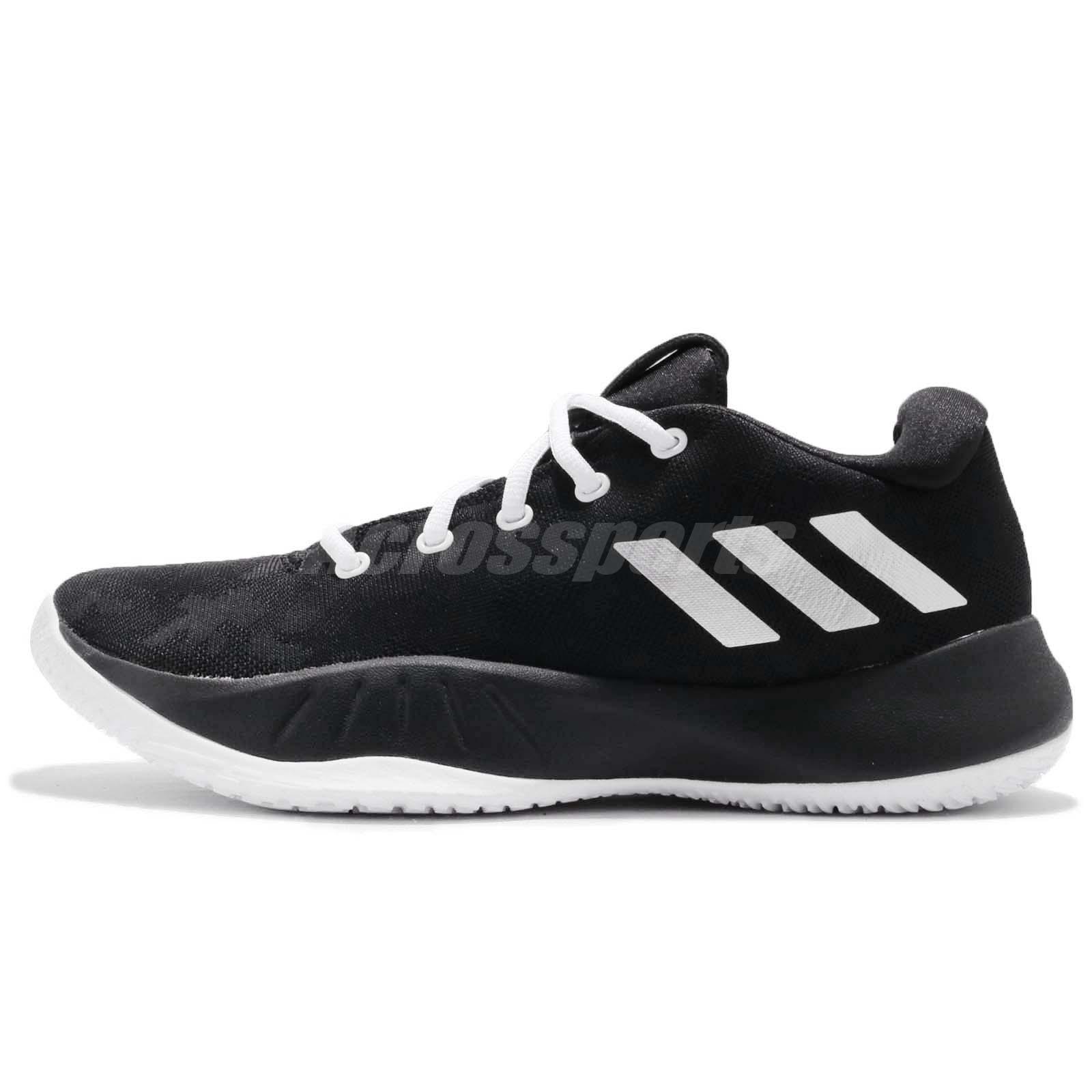 adidas NXT LVL SPD VI Next Level Speed 6 Black White Men Basketball Shoes  CQ0180 46de8dddb