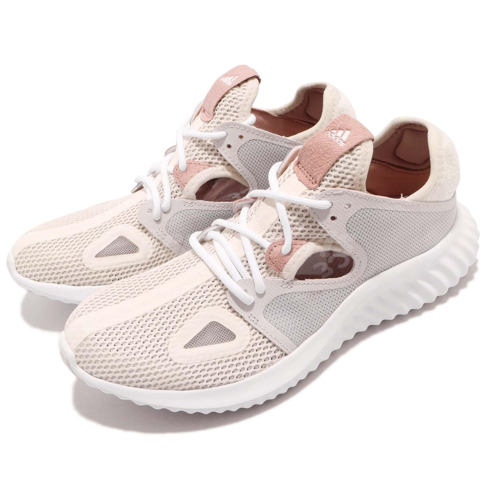 75bb9e368 Details about adidas Run Lux Clima W Off White Grey Ash Pearl Women Running  Shoes CQ0595