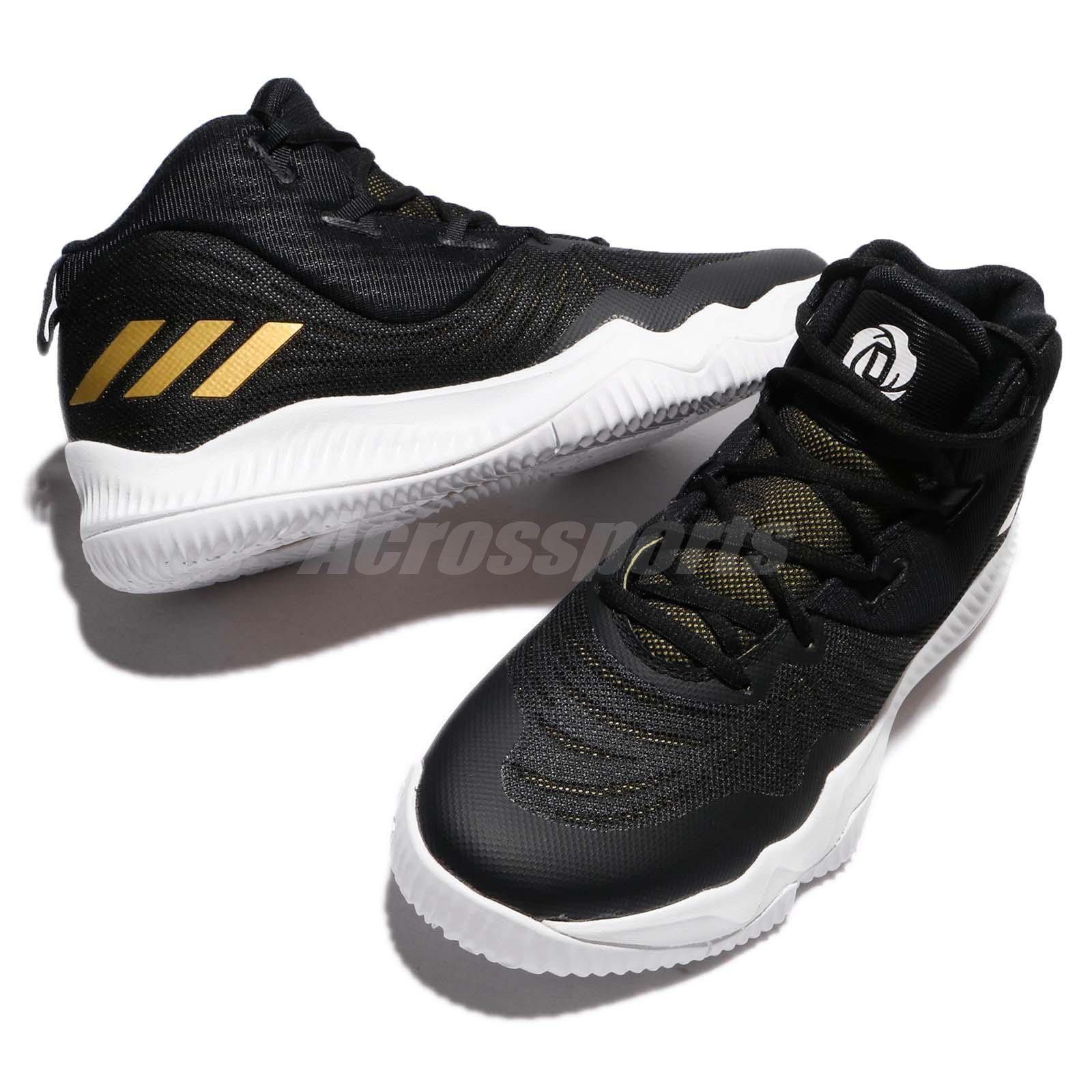 info for abc8f 1fd5d ... adidas D Rose Dominate III 3 Black Gold White Men Basketball newest  397bb 8c30a ...