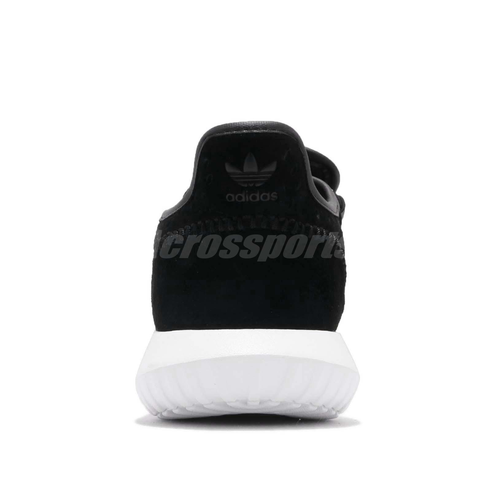 reputable site a2f36 f09ac Details about adidas Originals Tubular Shadow Black White Men Casual Shoes  Sneakers CQ0933