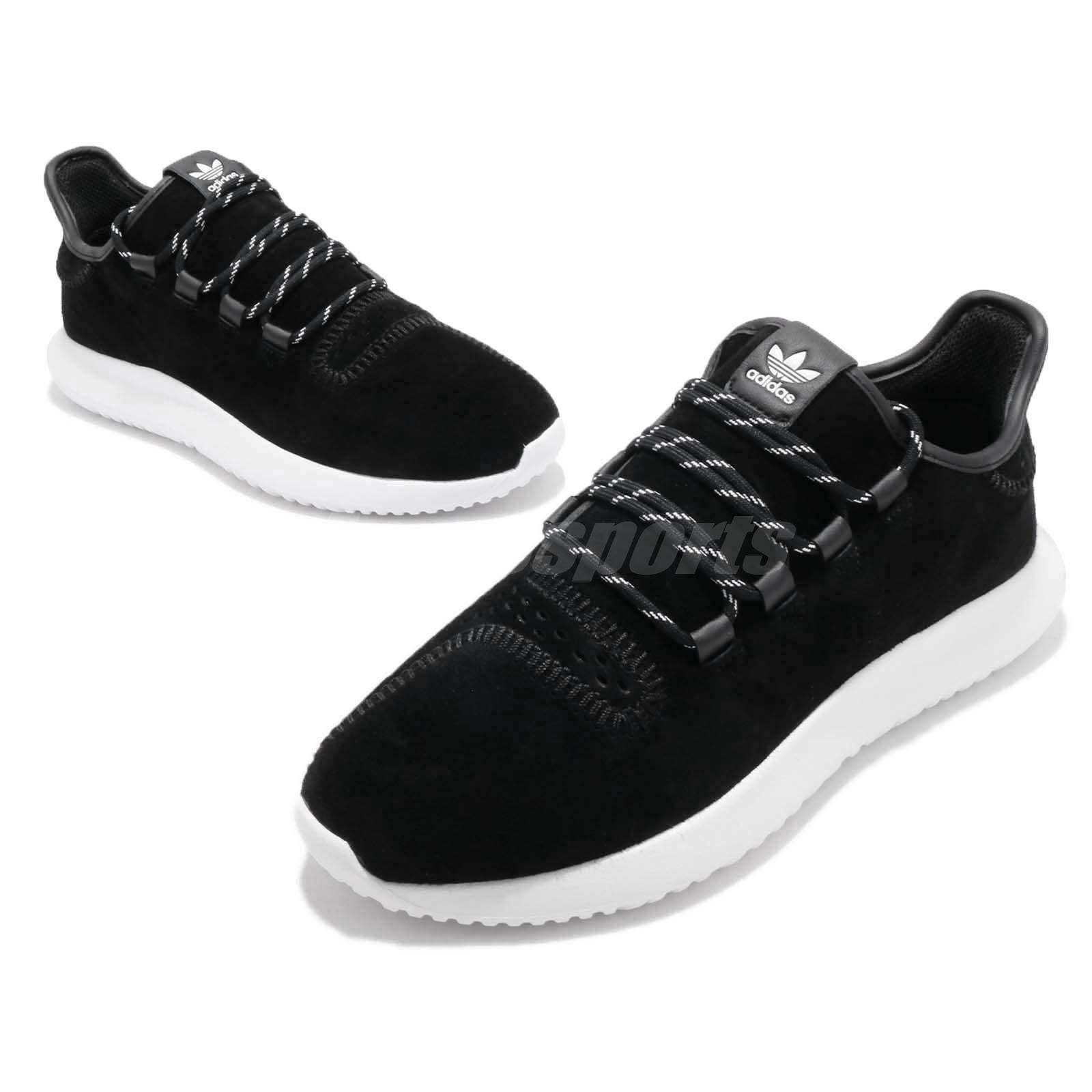 reputable site 031f8 6c9bb Details about adidas Originals Tubular Shadow Black White Men Casual Shoes  Sneakers CQ0933