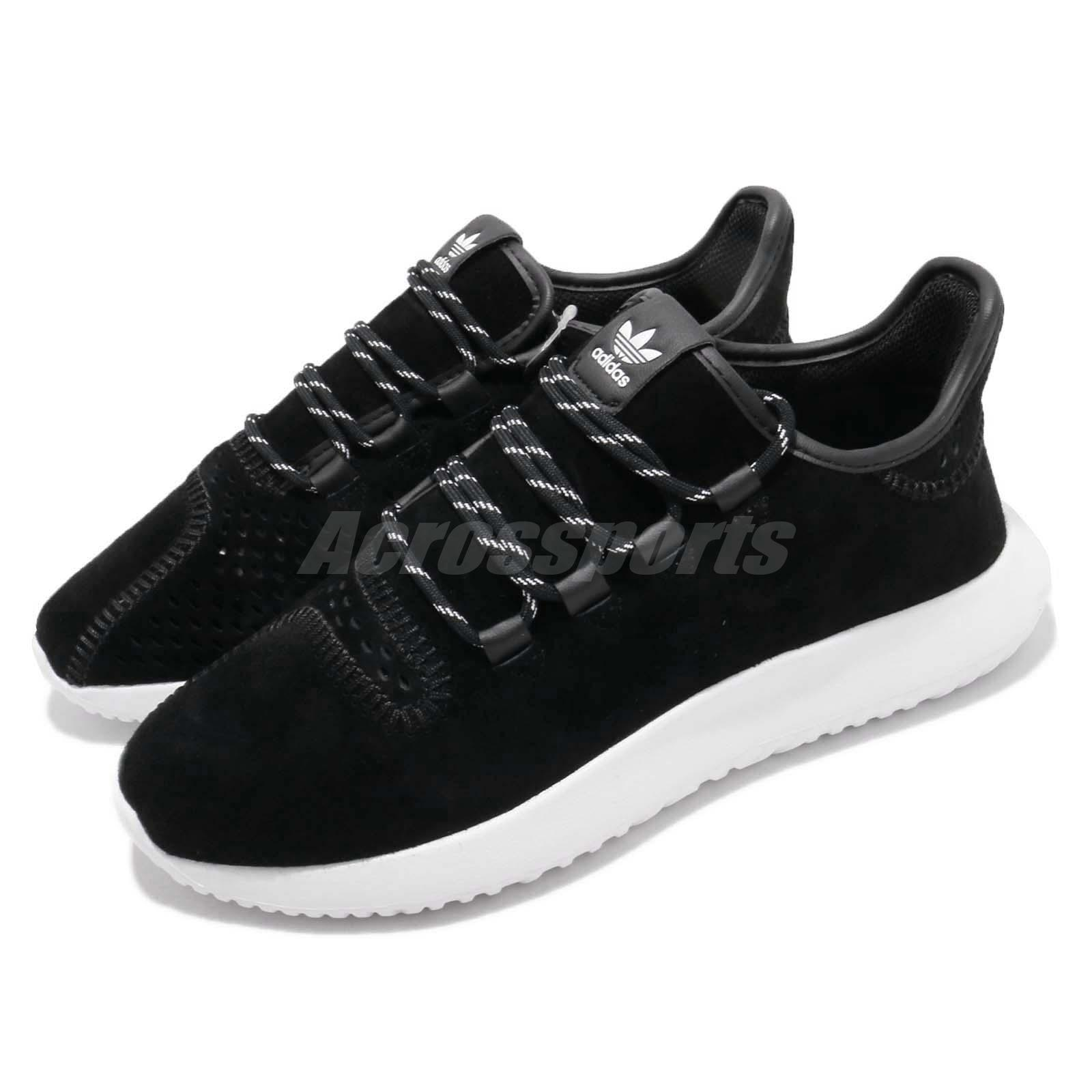 reputable site 42c96 b2684 Details about adidas Originals Tubular Shadow Black White Men Casual Shoes  Sneakers CQ0933