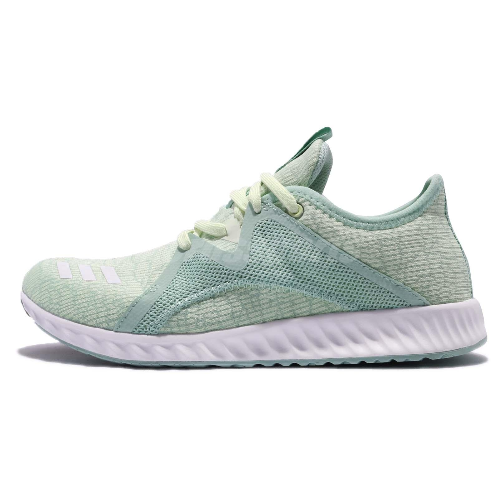 5624c30a046 adidas Edge Lux 2 W II Green White Women Running Athletic Shoes Sneakers  CQ1643