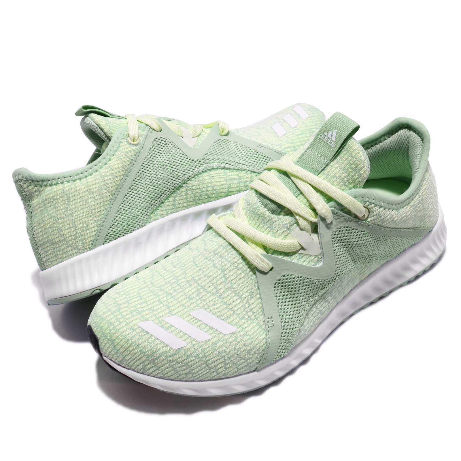 1a870be87d Details about adidas Edge Lux 2 W II Green White Women Running Athletic  Shoes Sneakers CQ1643