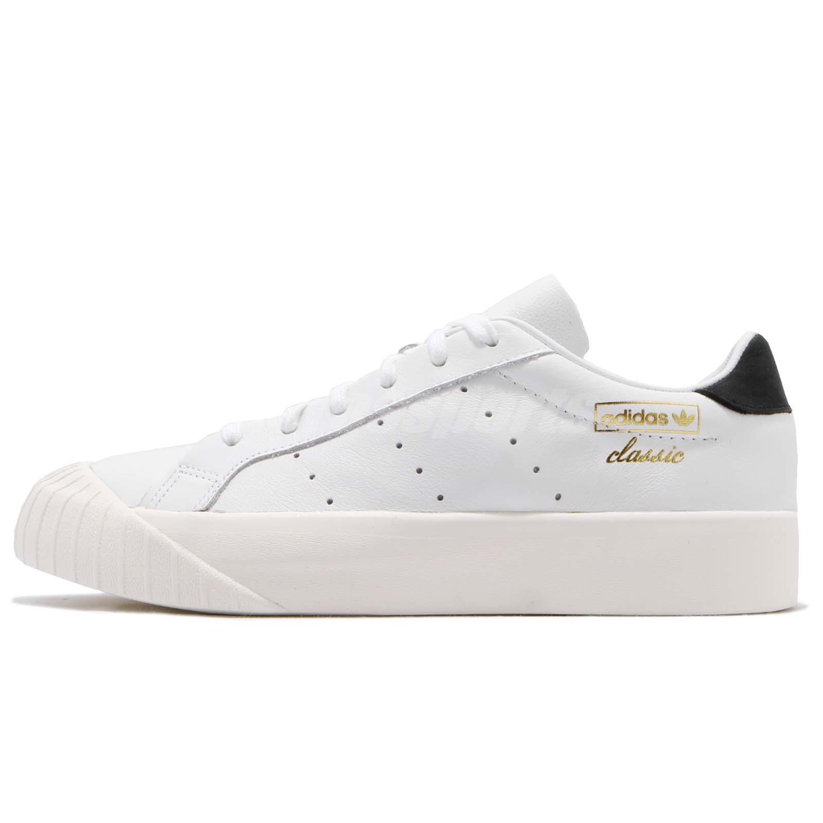 reputable site 5b787 049bb adidas Originals EVERYN W Classic Footwear White Black Women Casual Shoes  CQ2042