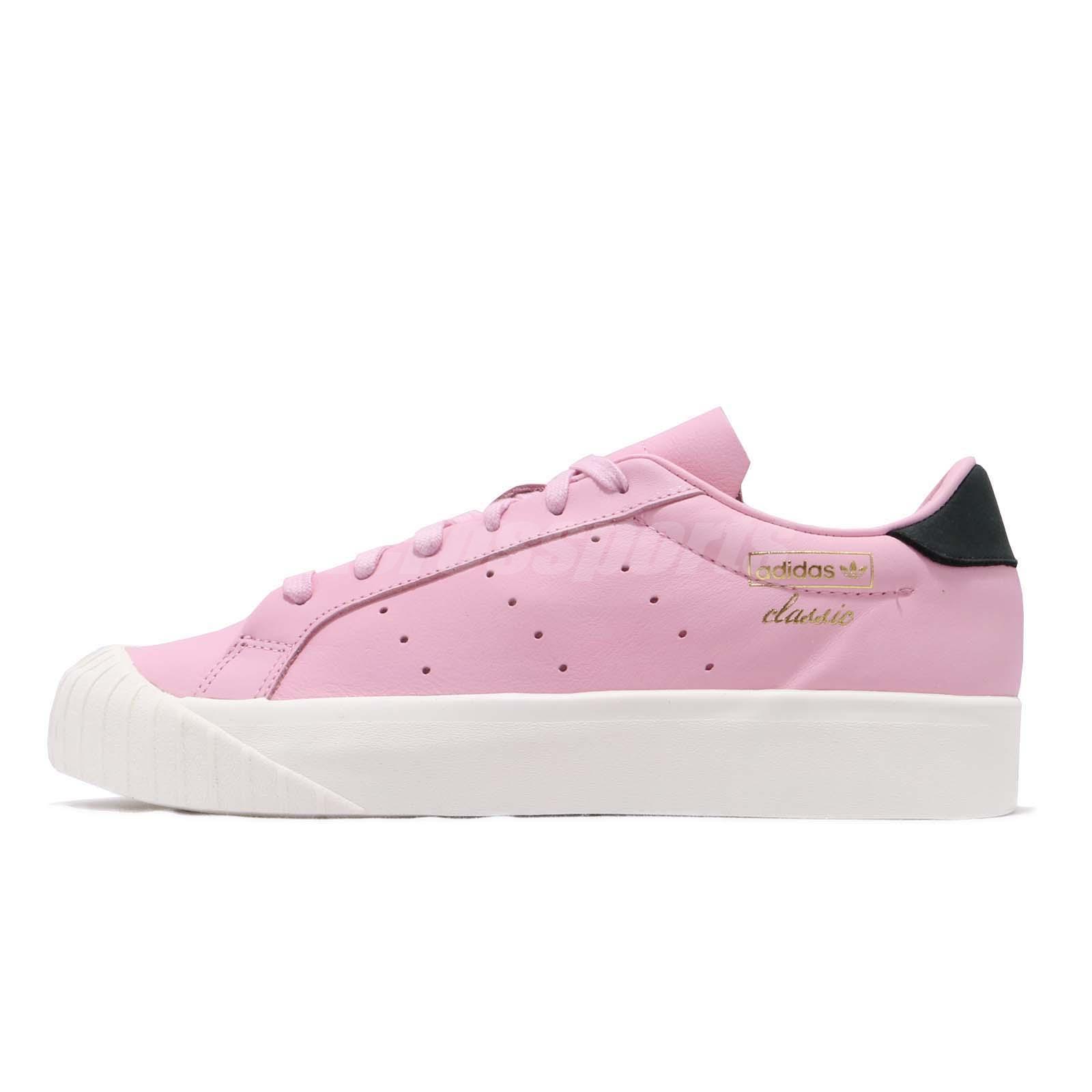 buy online 97198 3cf63 adidas Originals Everyn W Wonder Pink Black Women Classic Casual Shoes  CQ2044