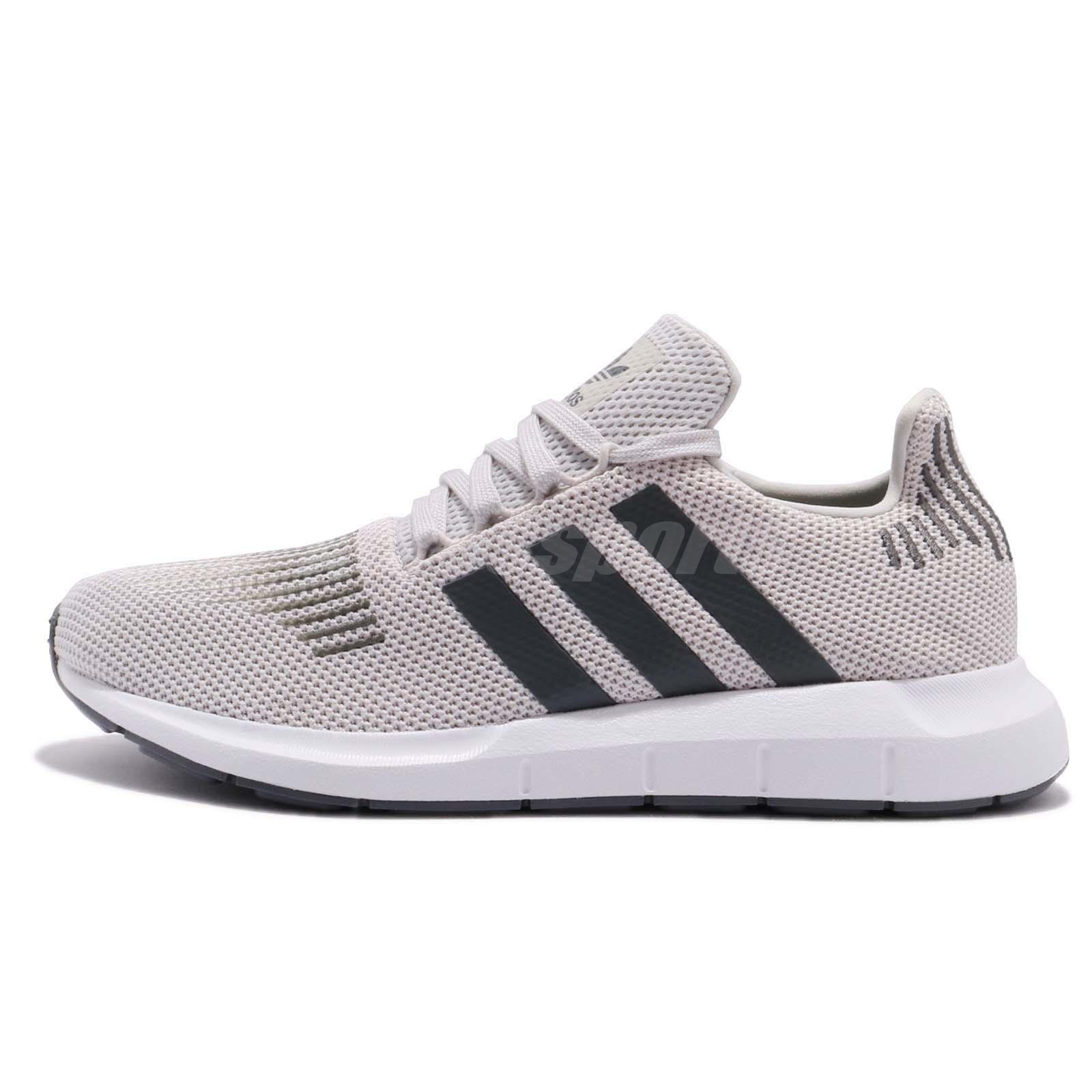 ddd055217 adidas Originals Swift Run Grey Men Running Shoes Sneakers Trainers CQ2109
