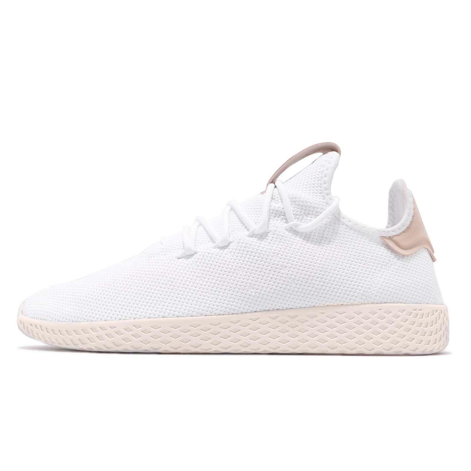 Adidas Originals PW Beige Tennis Hu Pharrell Williams bianca Beige PW Uomo   848340