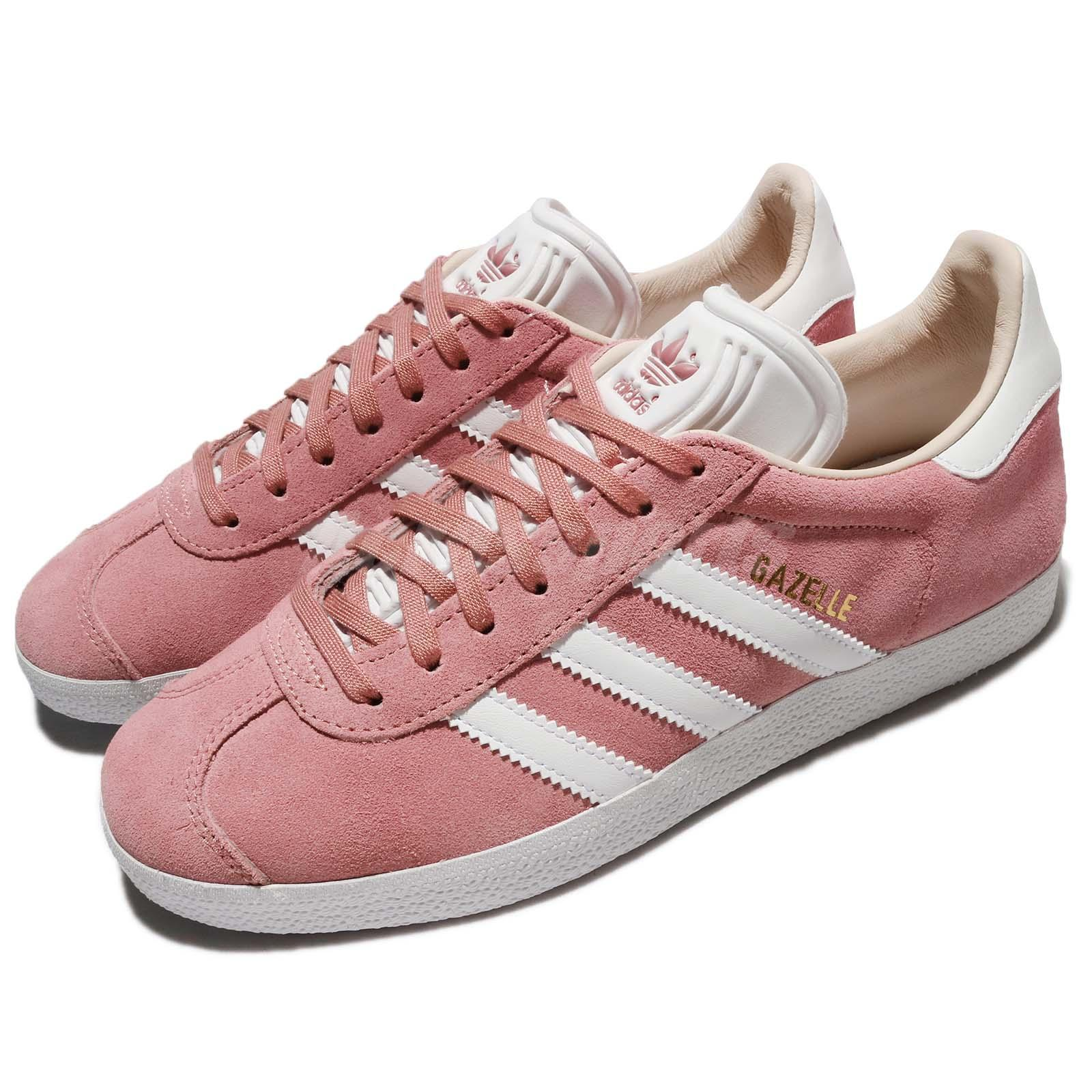 adidas gazelle dam rosa