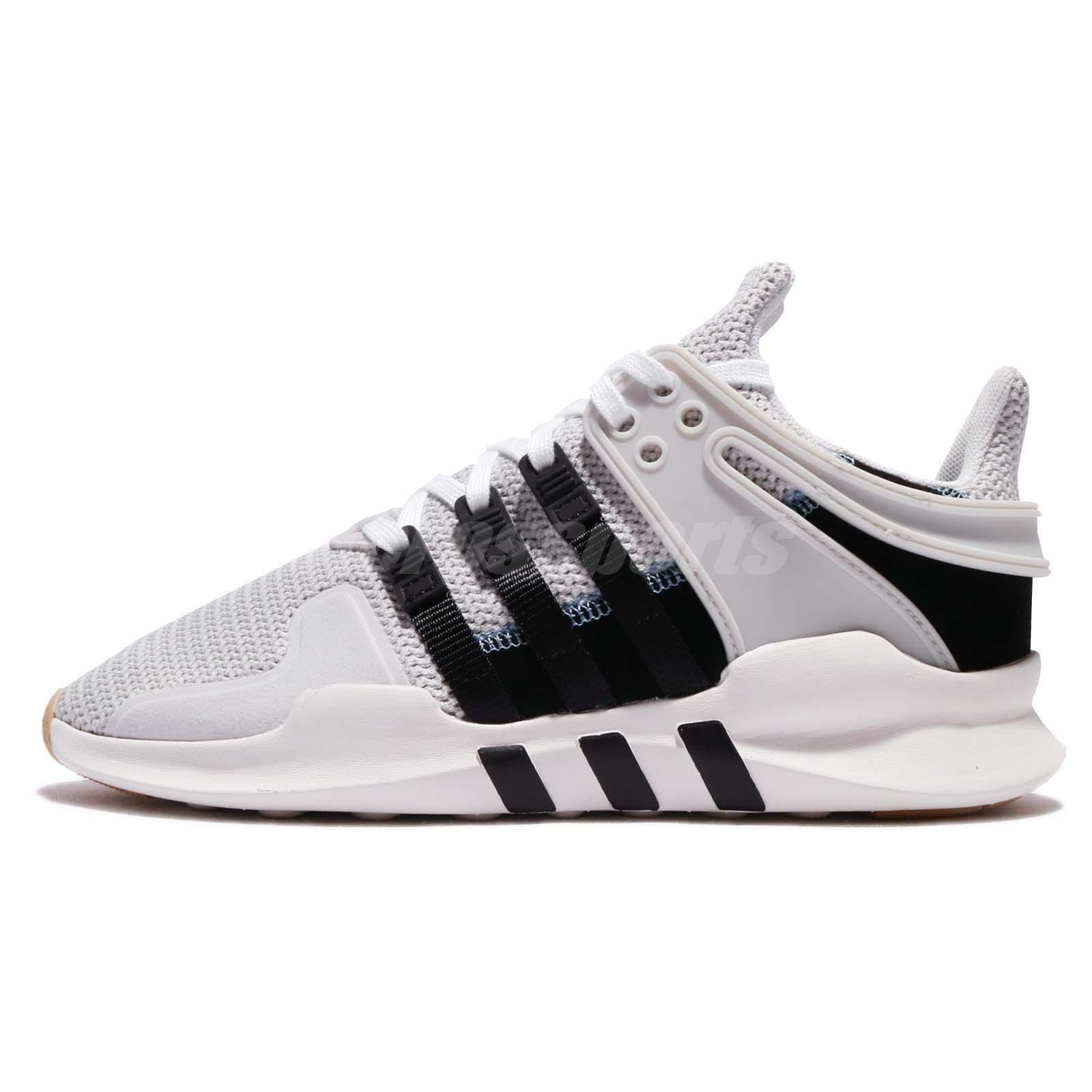 adidas Originals EQT Support ADV W White Grey Black Women Running Shoes CQ2253