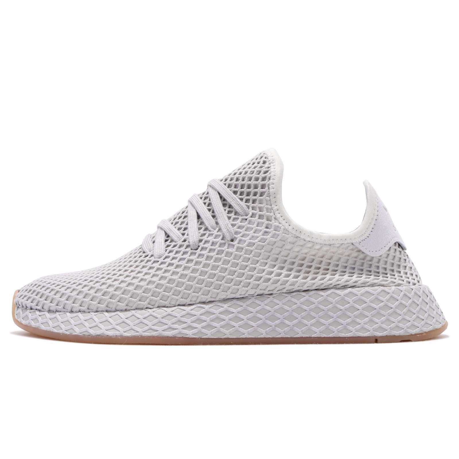 7c375be3b adidas Originals Deerupt Runner Grey Three Gum Men Running Shoes Sneakers  CQ2628