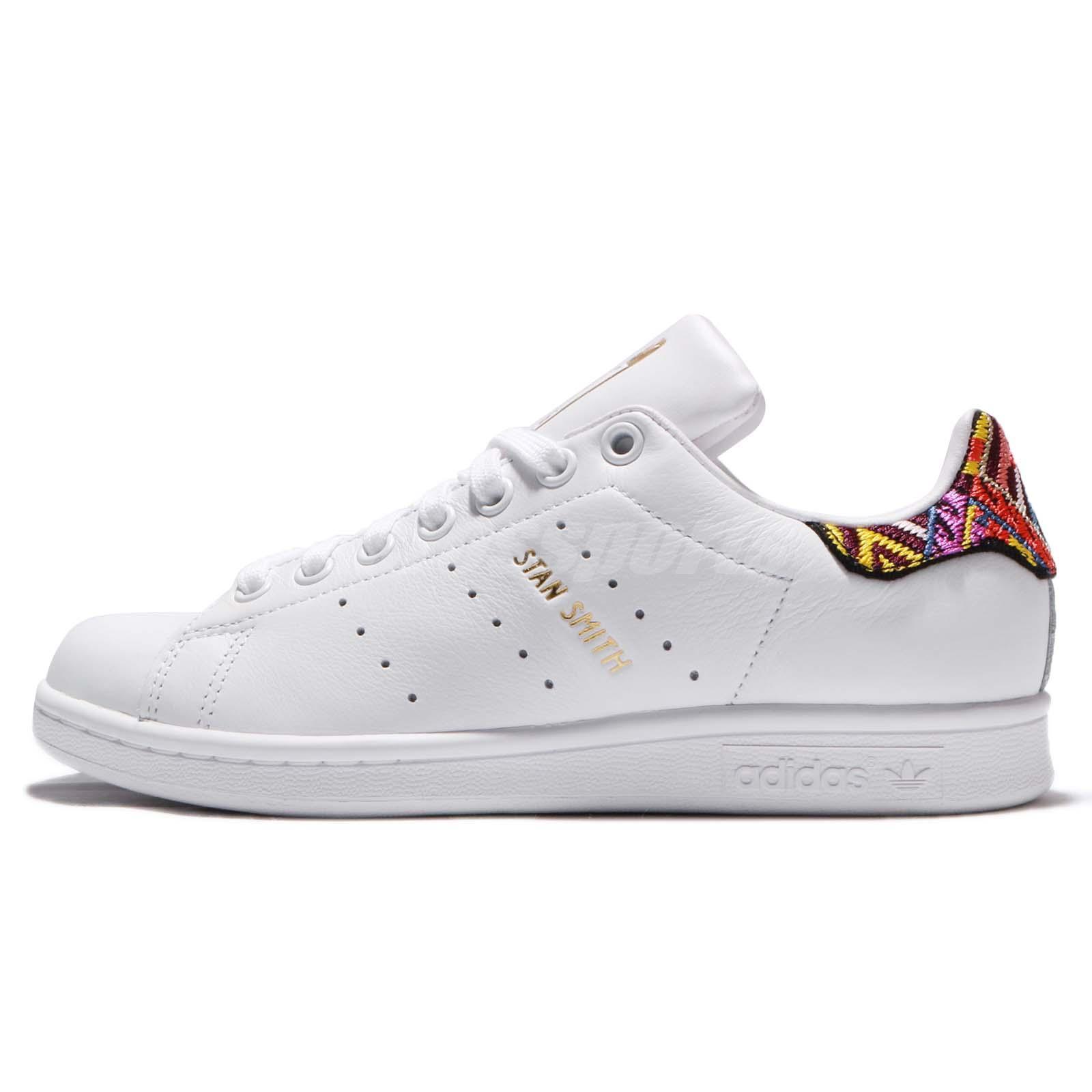 adidas Originals Stan Smith W The FARM Company White Multi-Color Women CQ2814