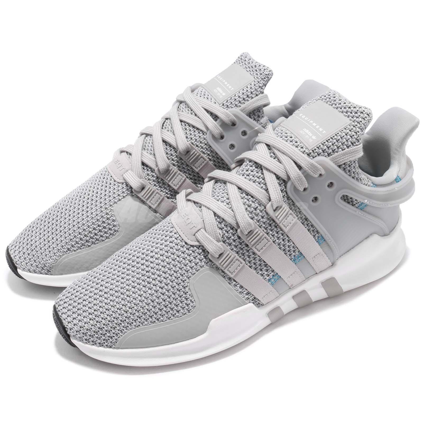 reputable site 36ab4 d024c adidas Originals EQT Support ADV Equipment Grey White Men Women ...