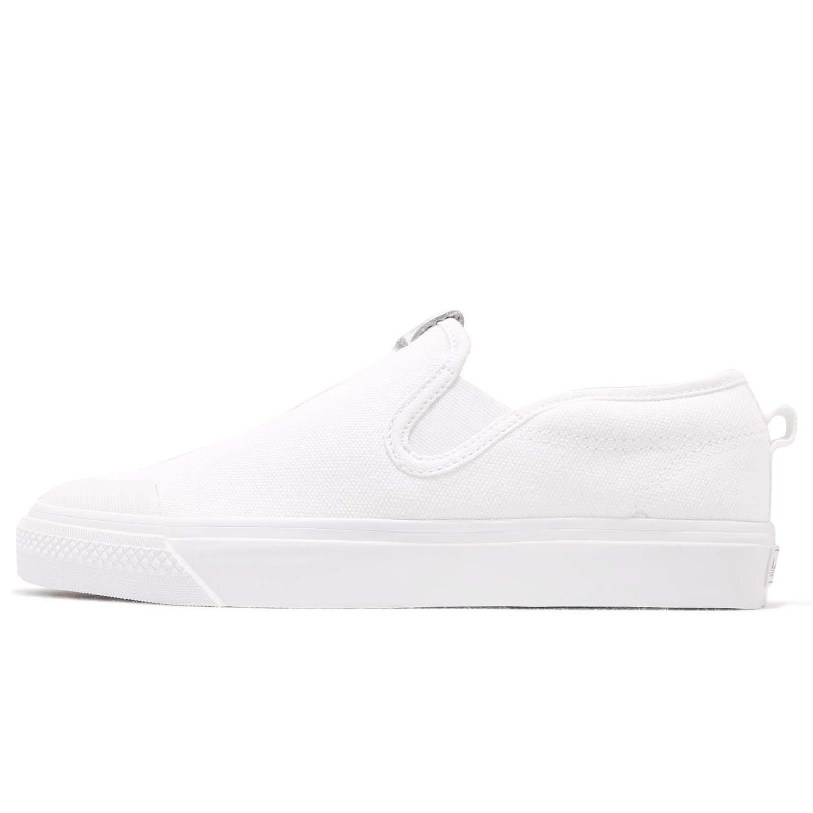 adidas Originals Nizza Slipon W White Women Slip On Casual Shoes Sneakers  CQ3103 2df8521c8768e