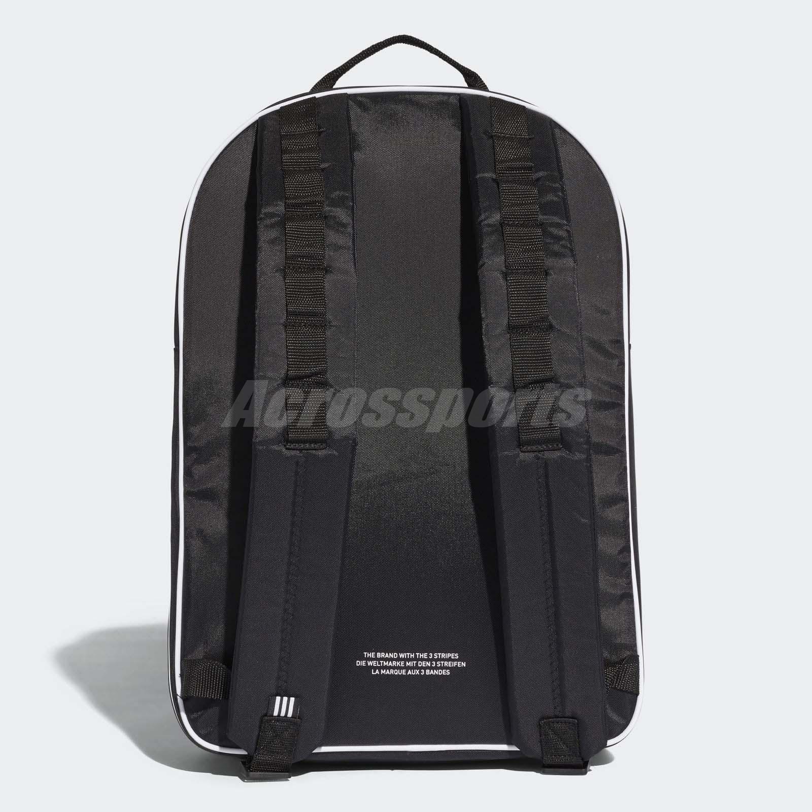 adidas Originals Unisex Originals Classic 19996 Backpack Negro Trefoil Sports Bag Negro 0136527 - grind.website
