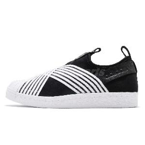 new concept 5b7a2 d1241 adidas Originals Superstar Slip On W Strap Womens  Men Shoes