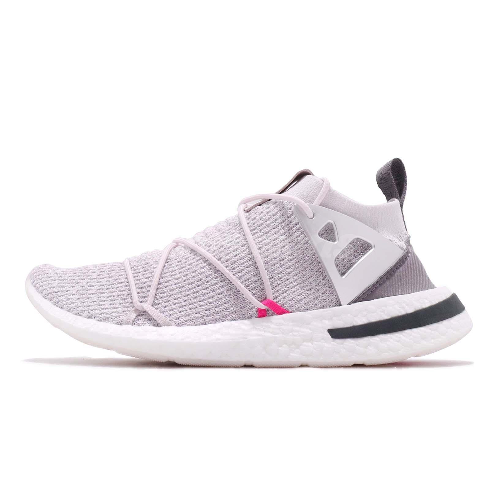 bcb45075829 adidas Originals ARKYN PK W Primeknit Boost Orchid Tint Women Shoes D96760